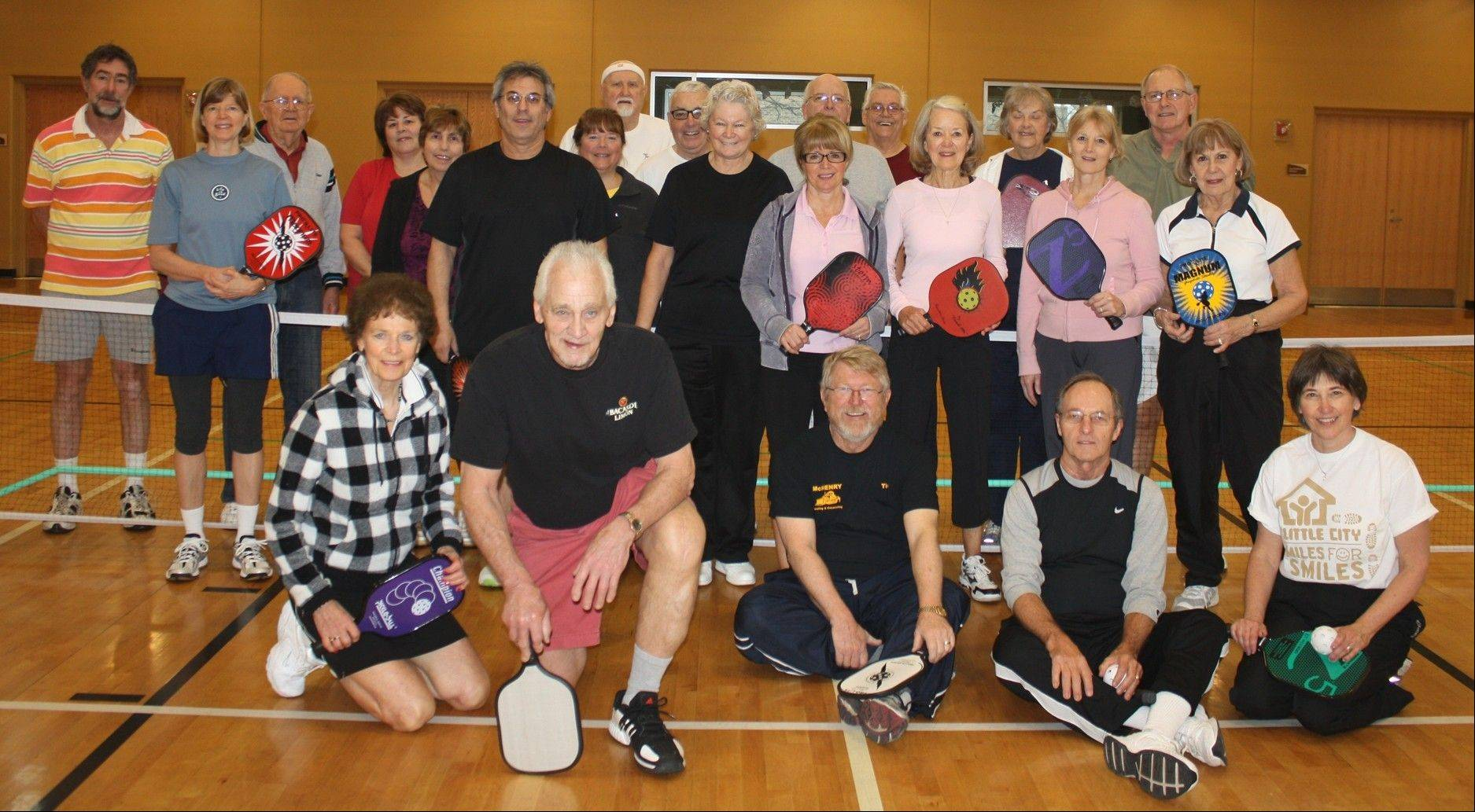 The Palatine Park District has a 50+ indoor Pickleball group, and a new outdoor group. Beginning Nov. 20, it will start an adult Pickleball group for ages 18 and older at Falcon Park Recreation Center. For information, visit palatineparks.org.