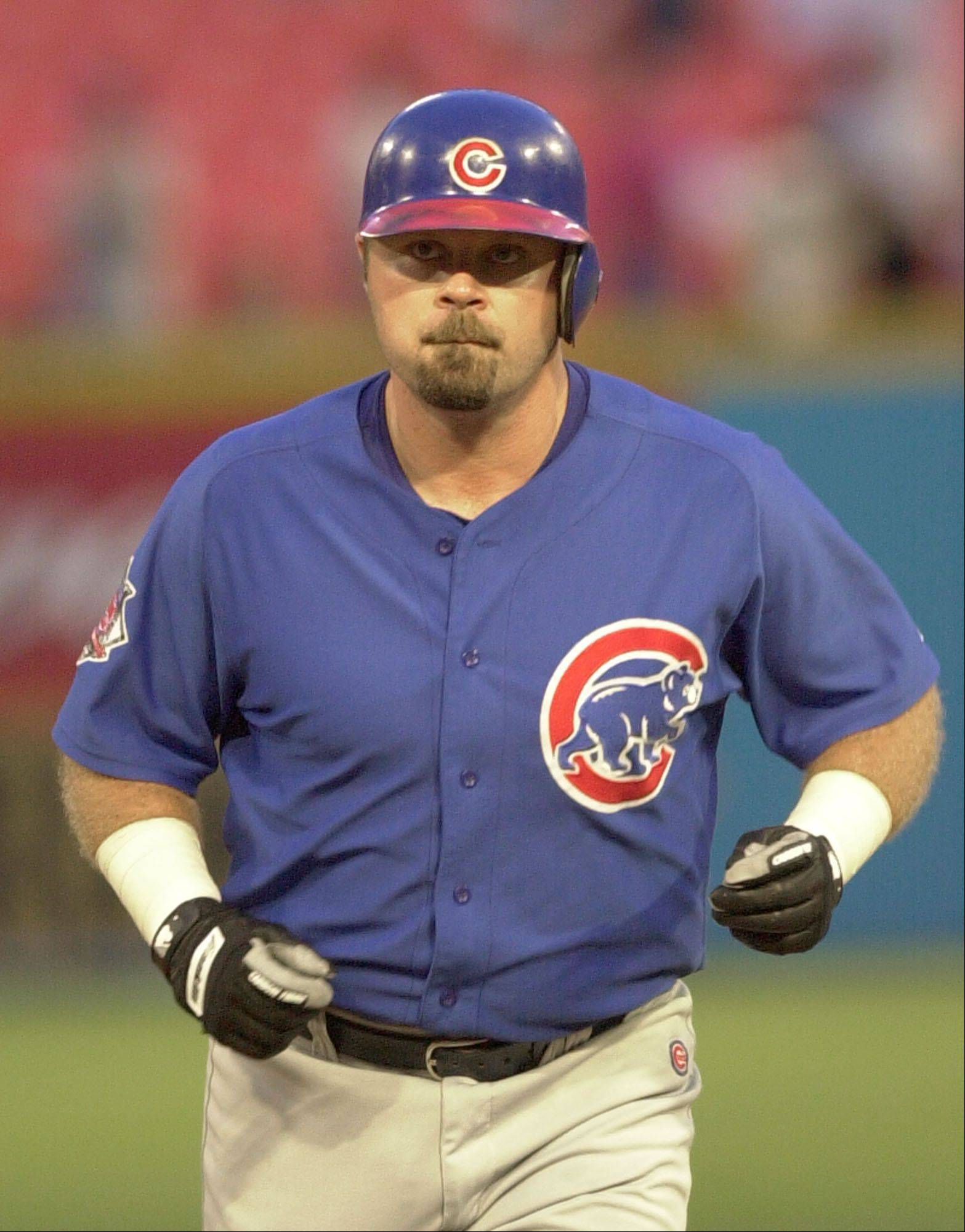 Associated Press/2001 fileFormer Cubs player Ron Coomer could be in the mix of candidates seeking to fill the radio analyst job.