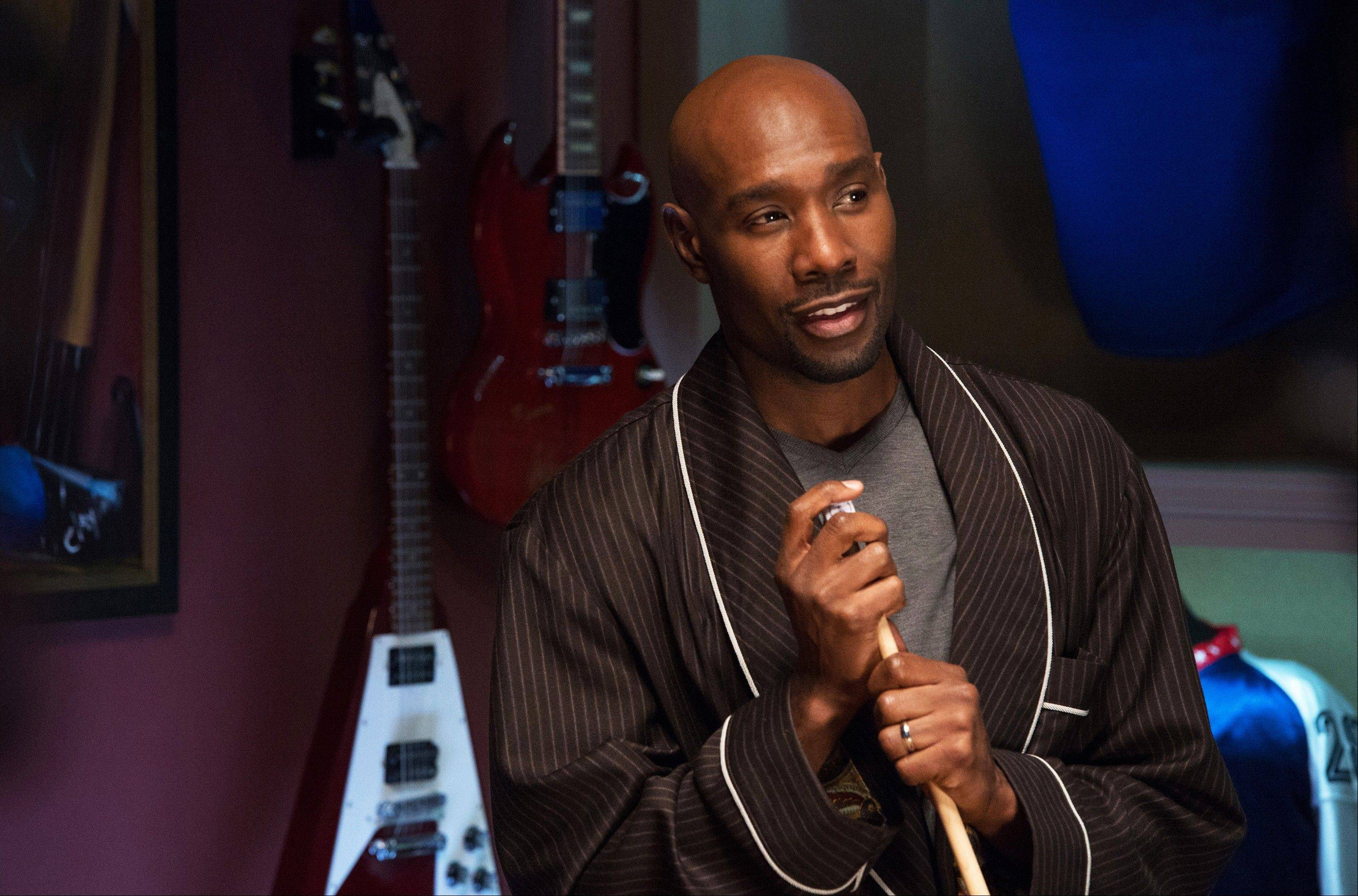 "Morris Chestnut reprises his role as Lance in ""The Best Man Holiday,"" in theaters this weekend."