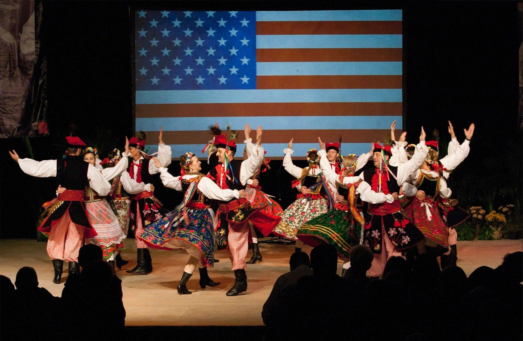 The 70th Holiday Folk Fair International near Milwaukee features multicultural cuisine, arts and crafts plus music and dance performances, Nov. 22-24.