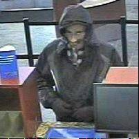 Authorities say they believe this man is responsible for two Wood Dale bank robberies and one Rolling Meadows robbery within the last year. The most recent heist took place Friday in Wood Dale.