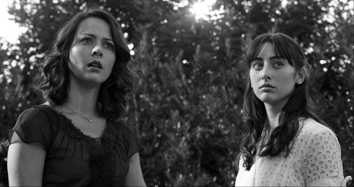 "Amy Acker, left, and Jillian Morgesen in ""Much Ado About Nothing."" As an iconoclastic group, modern black-and-white movies stand out for their classical photography and their willful connection to an earlier period of filmmaking."