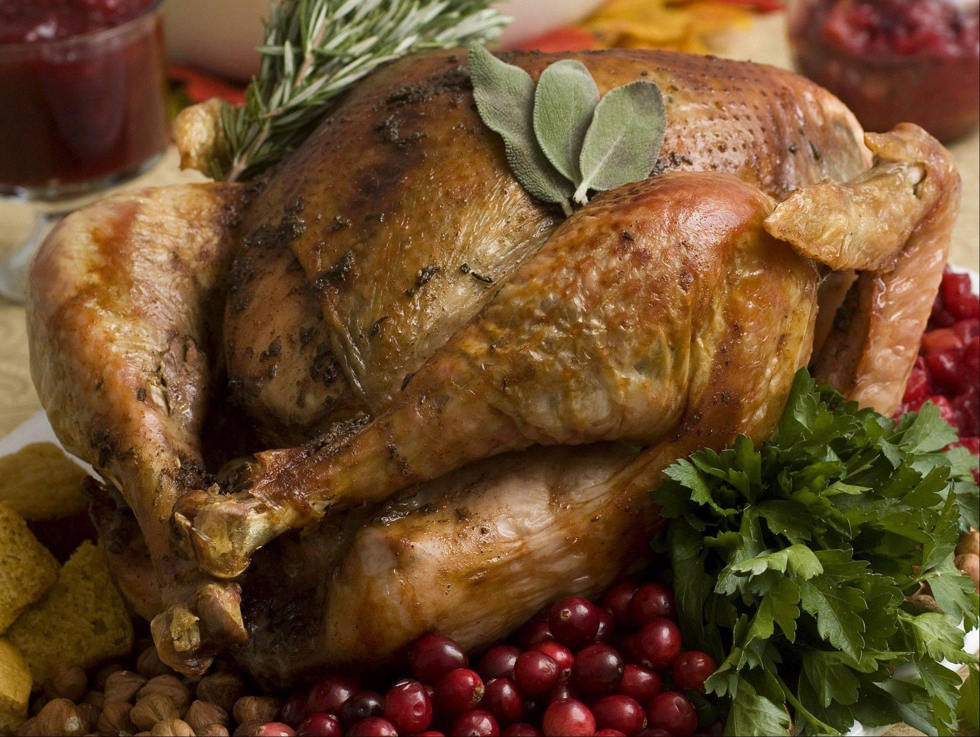 The average Turkey Day dinner will cost $49.04, or just 44 cents less in 2013 than it did in 2012.