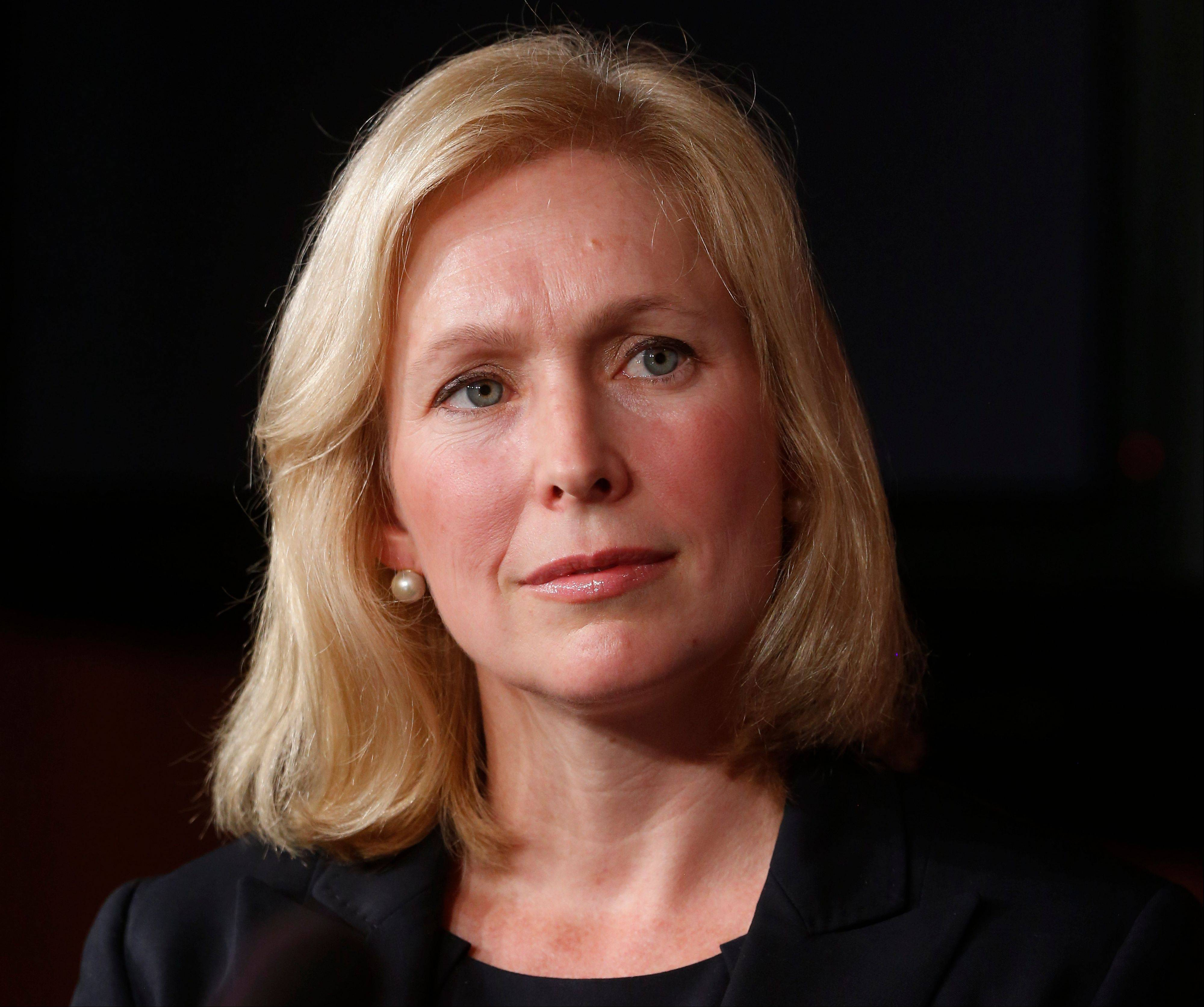 Sen. Kirsten Gillibrand, a New York Democrat, has proposed giving victims of rape and sexual assault in the military an independent route outside the chain of command for prosecuting attackers.