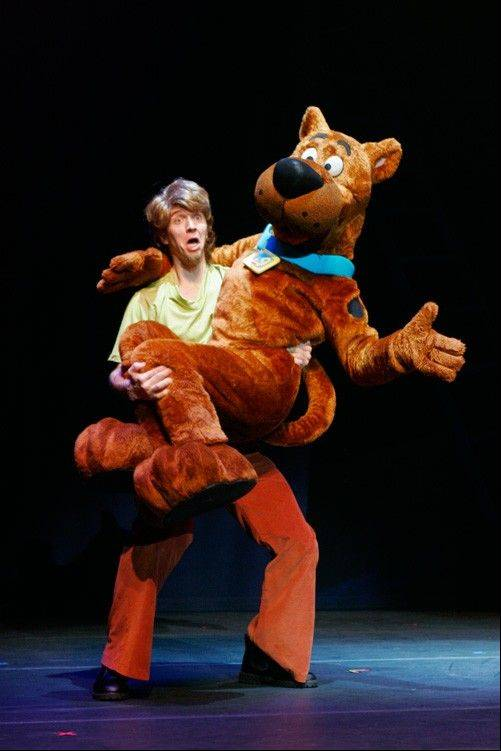 """Scooby-Doo Live! Musical Mysteries"" comes to to the Rosemont Theatre on Saturday, May 3."