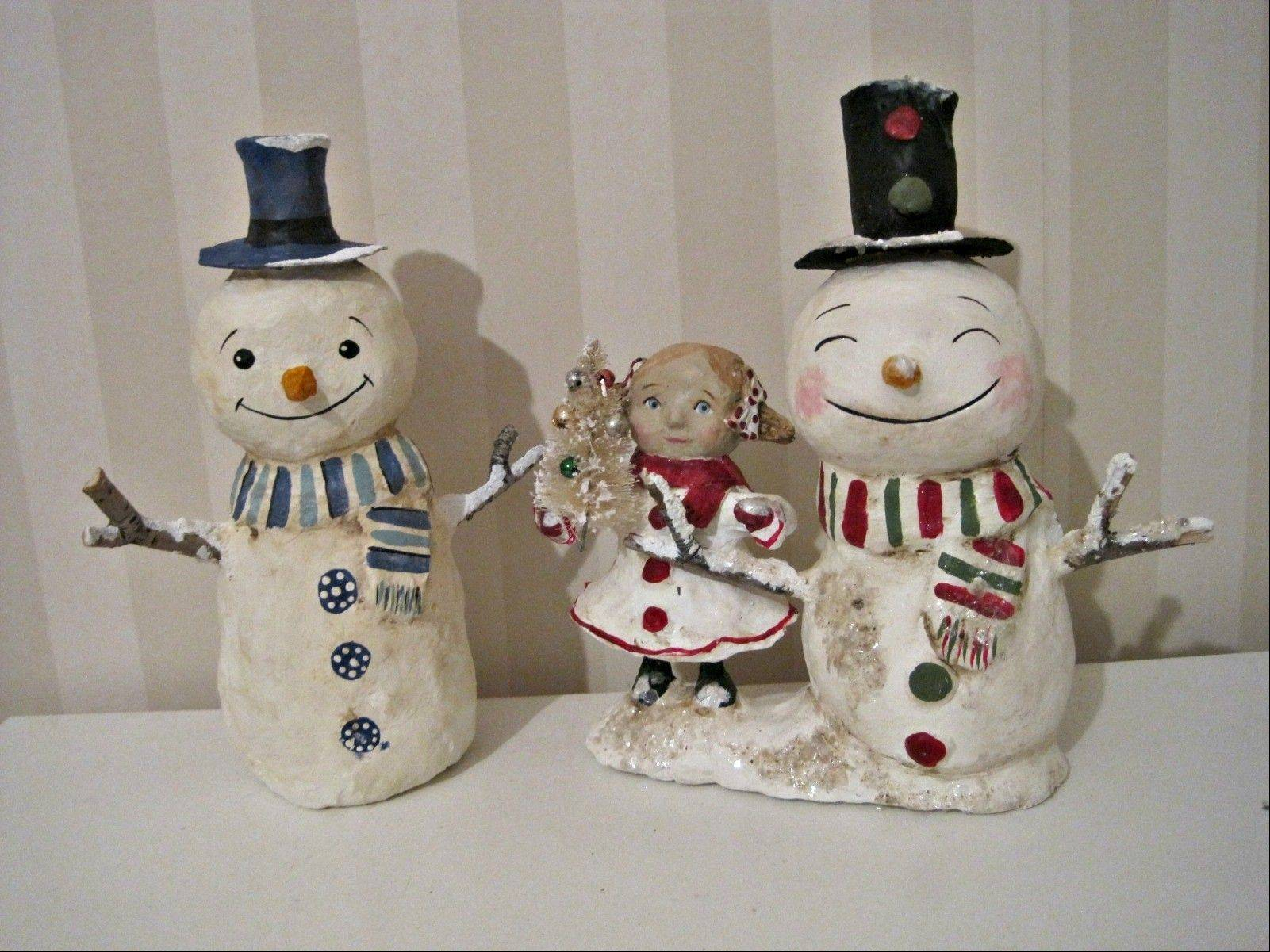 Find seasonal decorations and handcrafted items at the Christmas on the Fox Art and Craft Show, set for Saturday and Sunday, Nov. 23-24 at the Kane County Fairgrounds Prairie Events Center.