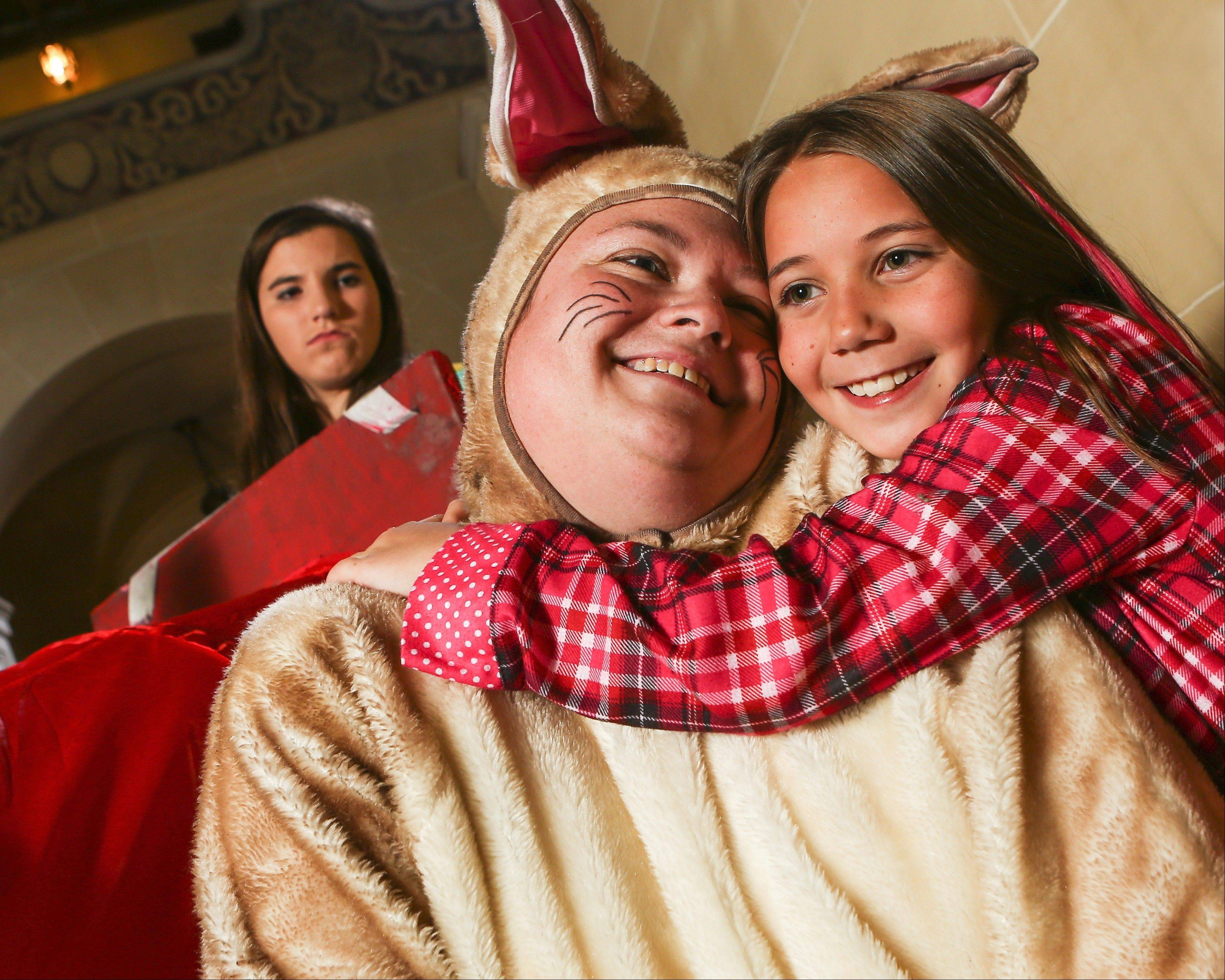 "Performances of the Kirk Players production of ""The Velveteen Rabbit"" will be at 11 a.m. and 2 p.m. Saturdays and Sundays, Nov. 30 to Dec. 22, at Loyola's Cuneo Museum."