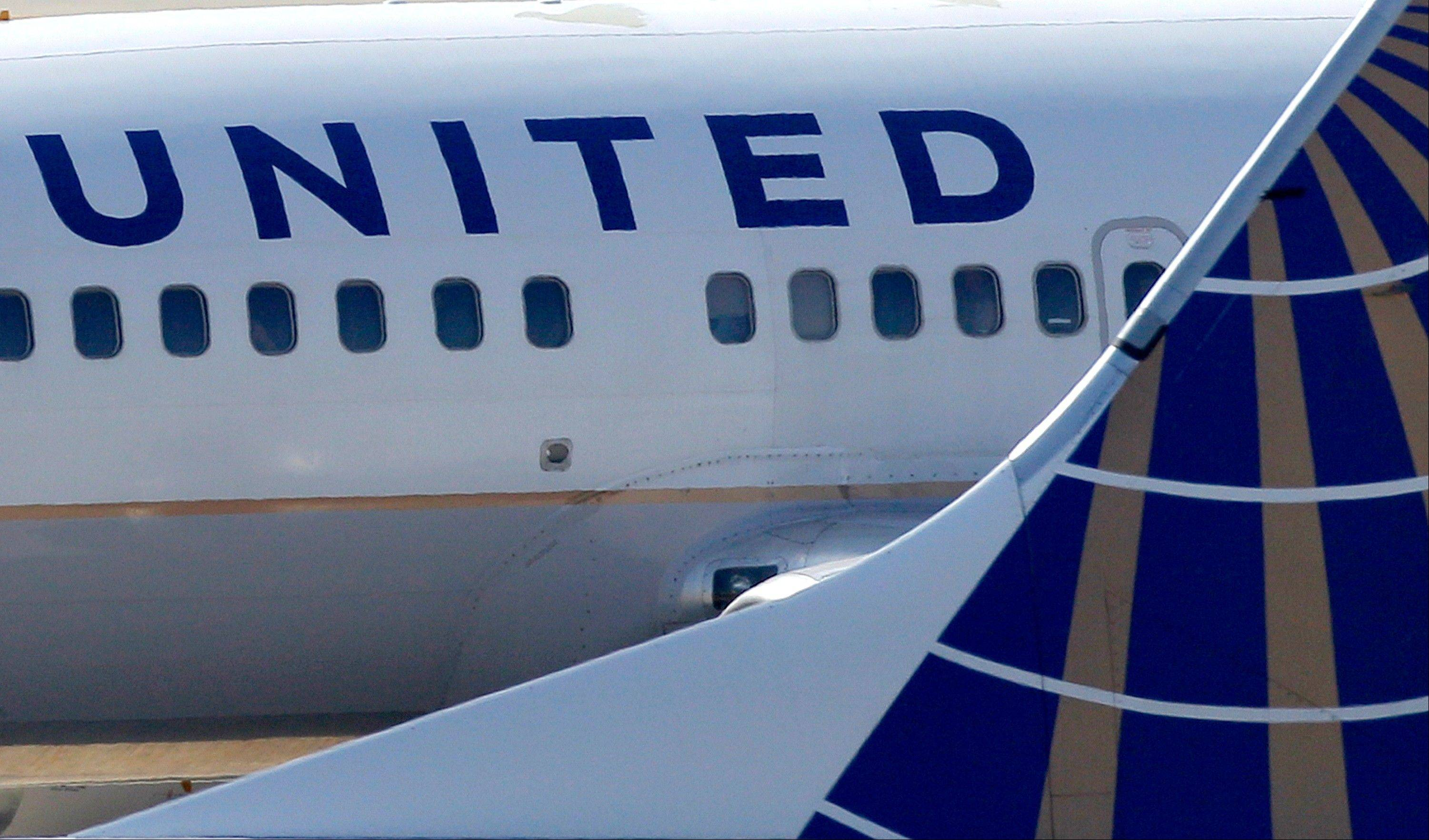 ASSOCIATED PRESS United Continental Holdings stock climbed to the highest price since 2008 after the world's biggest airline said it would cut $2 billion in annual spending and boost profit.