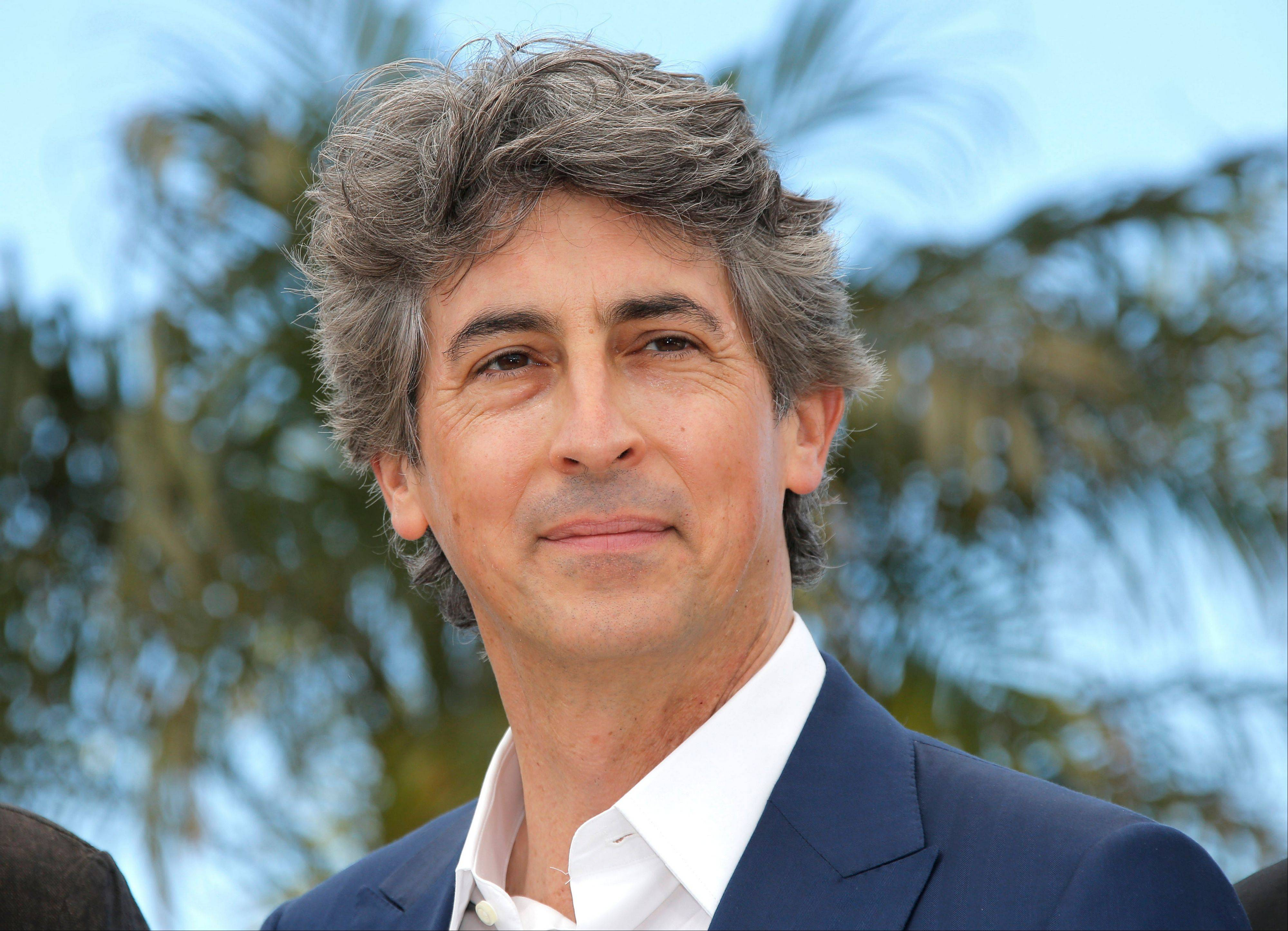 "Director Alexander Payne during a photo call for his film ""Nebraska"" at the 66th international film festival, in Cannes, southern France."