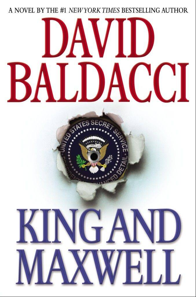 """King and Maxwell"" is the newest release by David Baldacci."