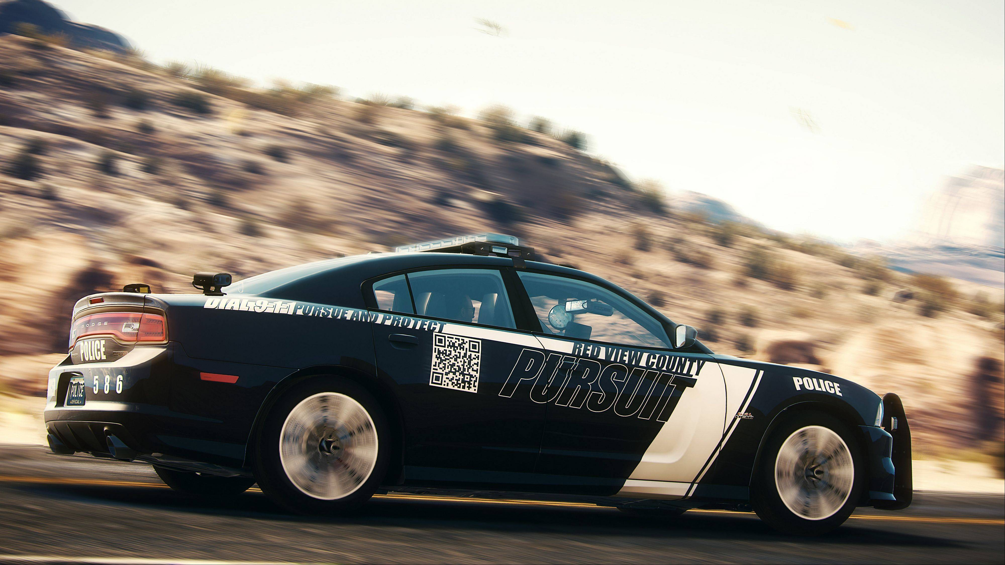 "Players can switch between advancing as a cop or a racer in ""Need for Speed: Rivals."""