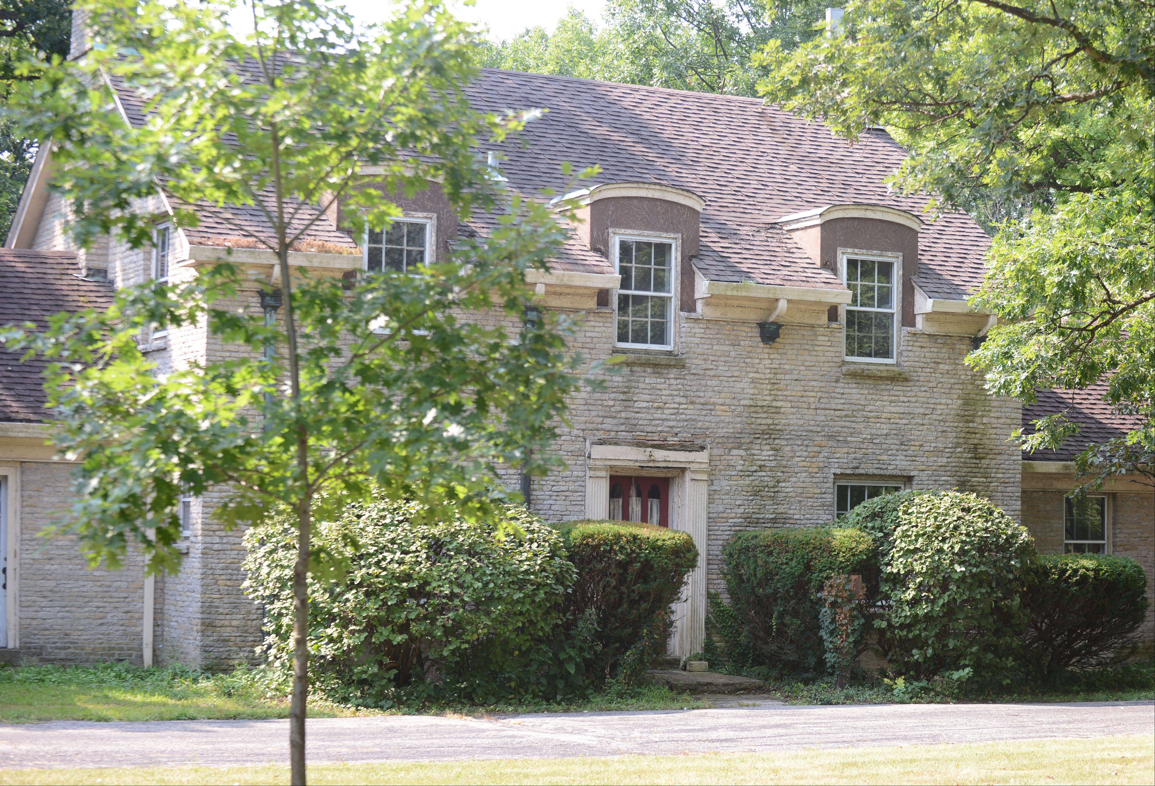 Architects believe the DuPage County Forest Preserve District can use the McKee House as an assembly hall or an adult education center -- but there's a cost associated with such a project.