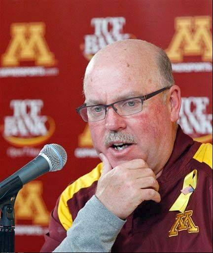 Minnesota head coach Jerry Kill will coach from the booth in Saturday's pivotal game against Wisconsin.