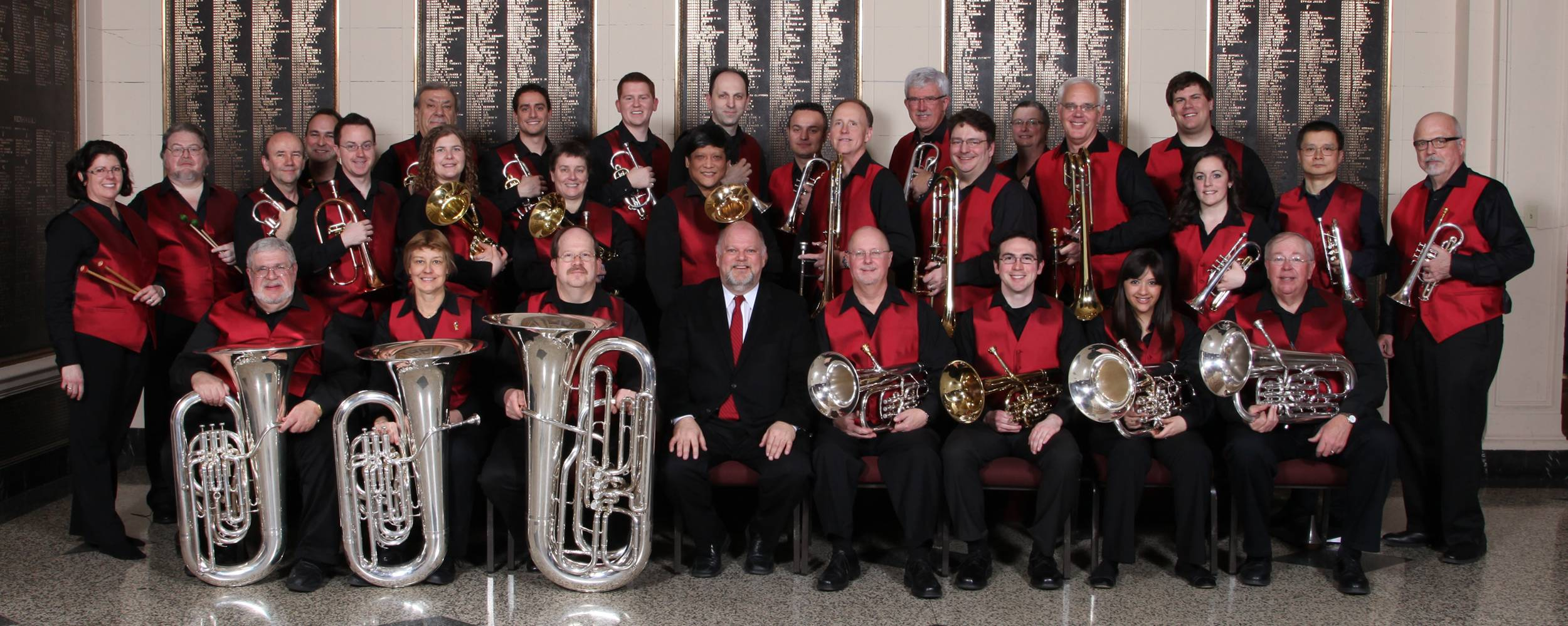 The Illinois Brass Band