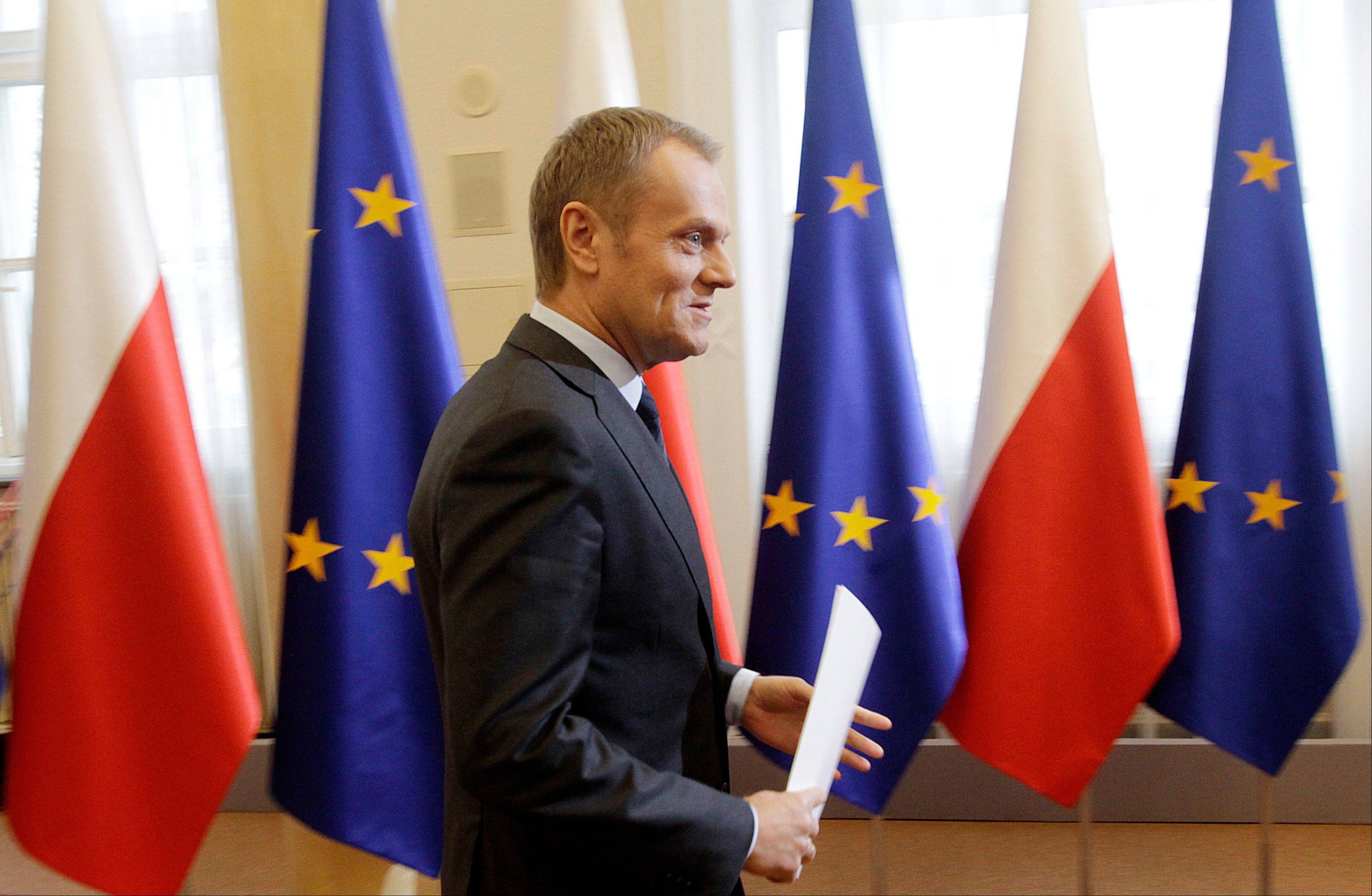 Polish finance chief fired in Cabinet reshuffle