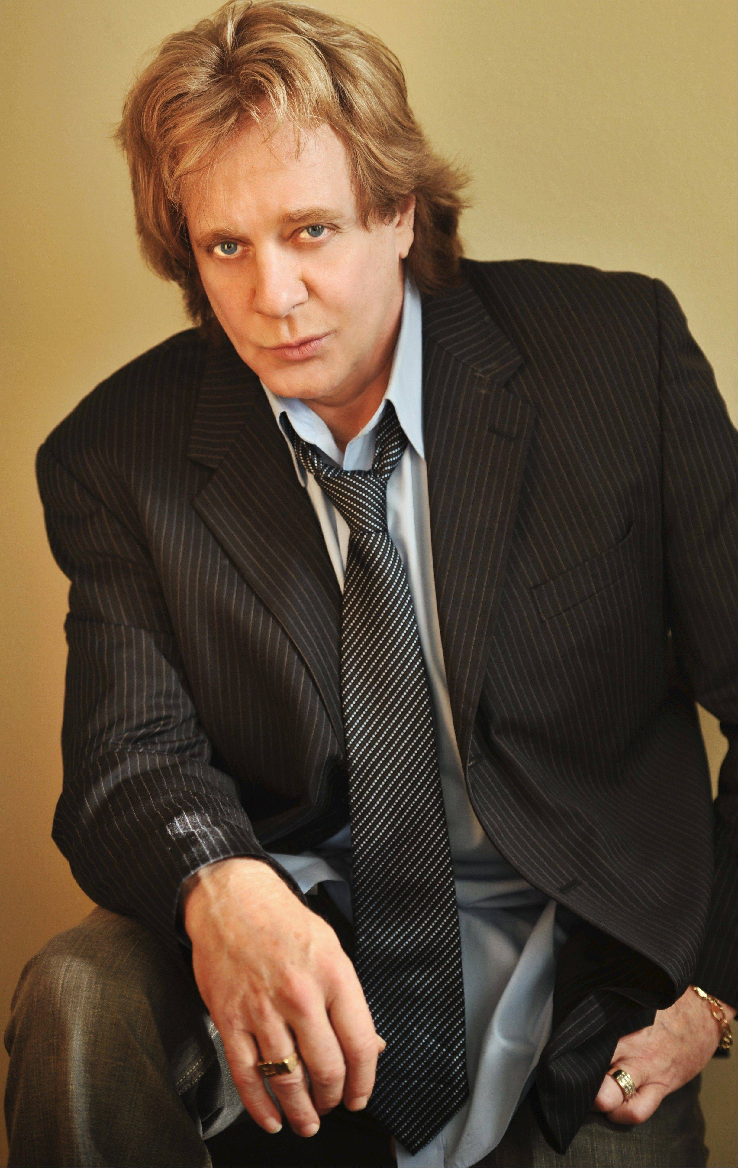 Eddie Money will play the Arcada Theatre in St. Charles in March.