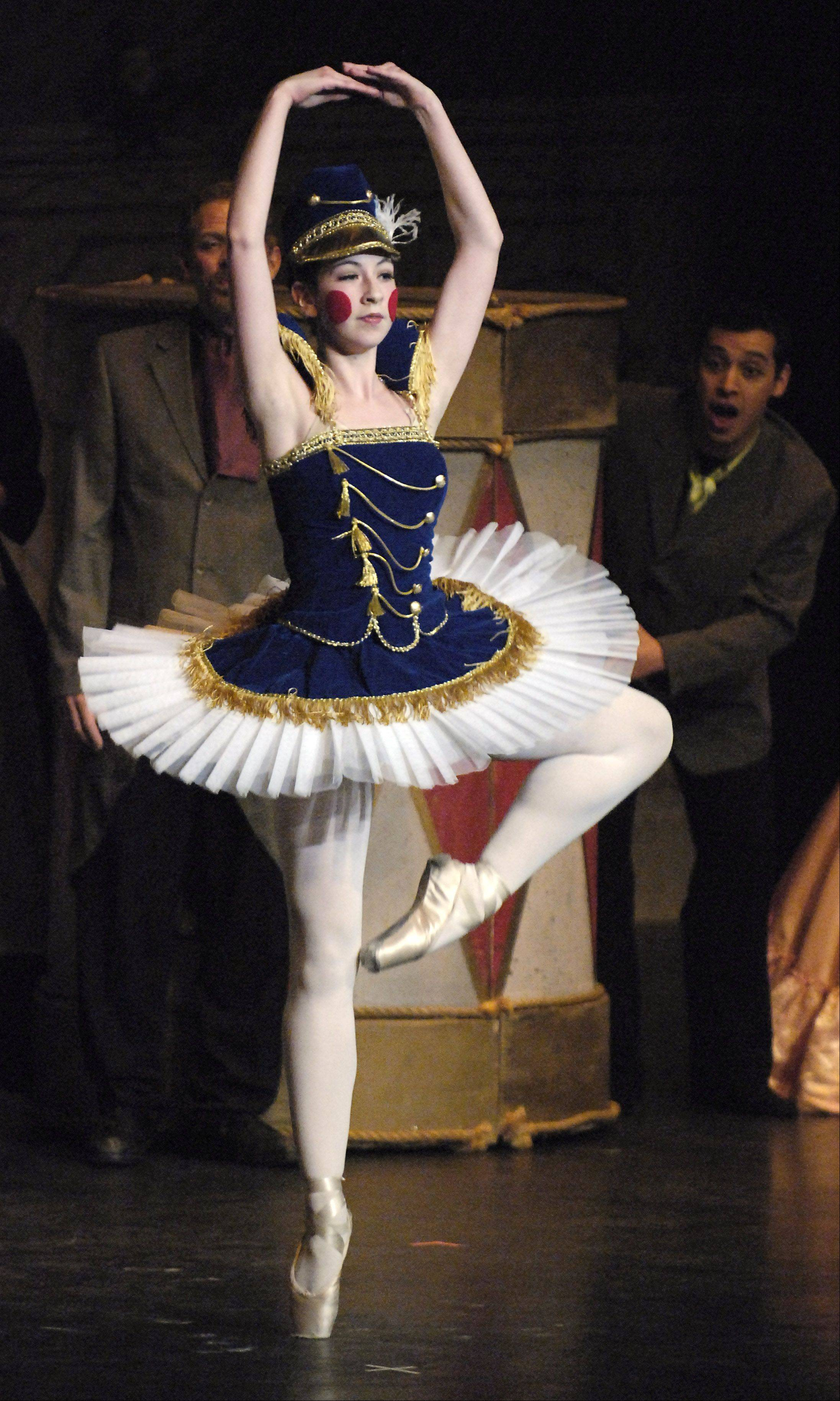 "Geneva-based State Street Dance Studio has been performing ""The Nutcracker"" every holiday season for 10 years in a row."