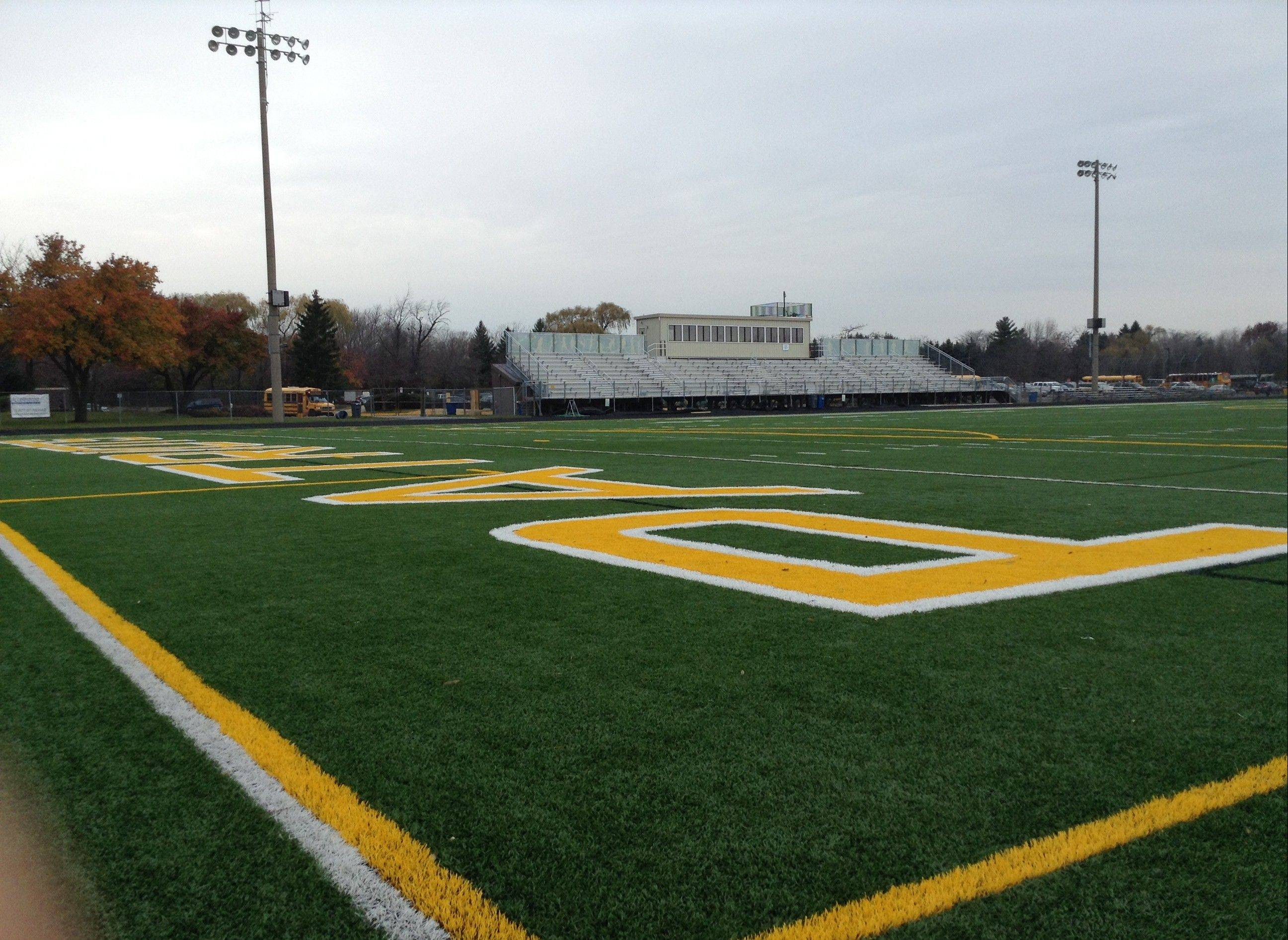 Stevenson High stadium being eyed for improvements