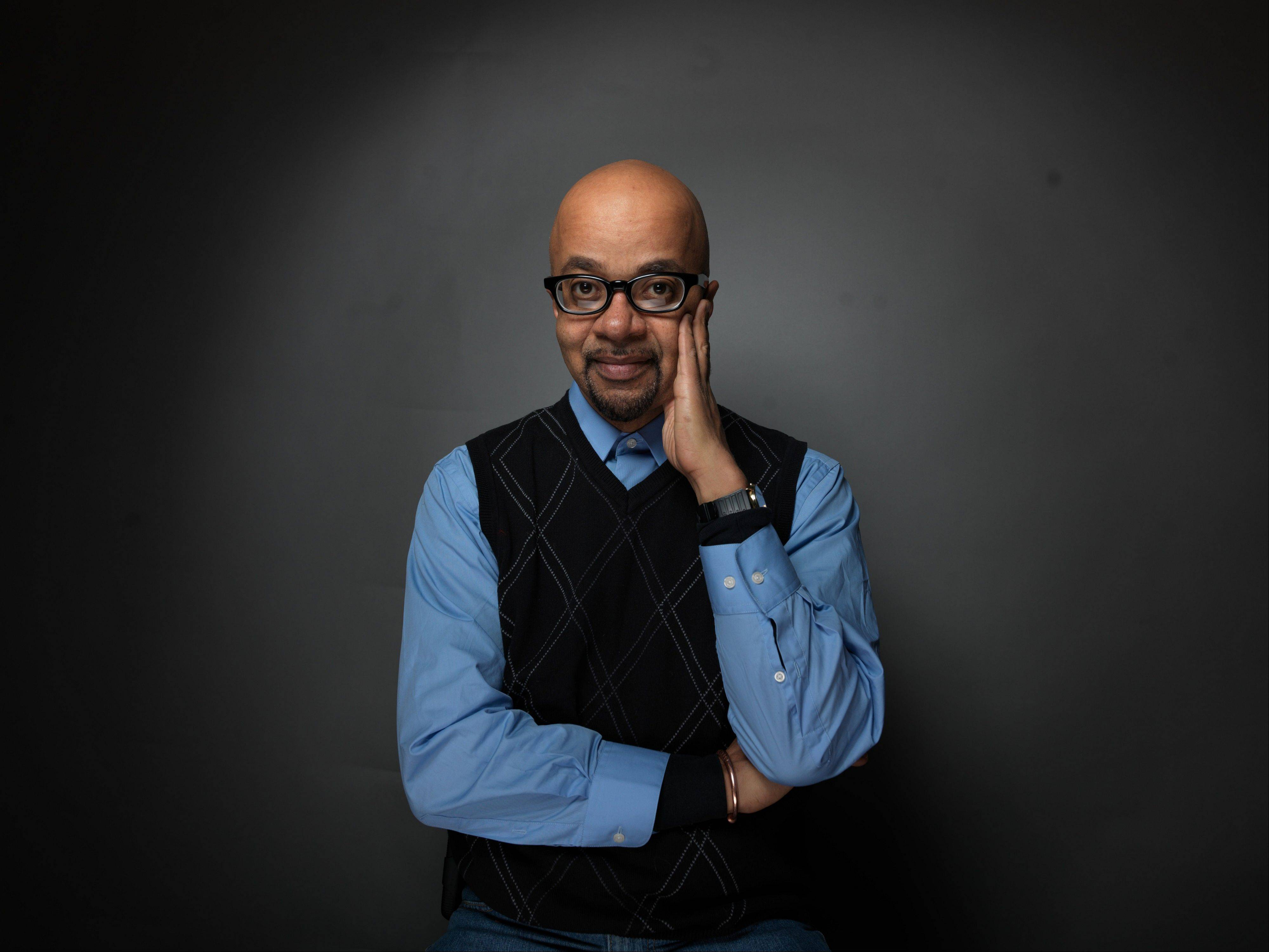 "James McBride has the won the National Book Award for fiction for his novel ""The Good Lord Bird."""