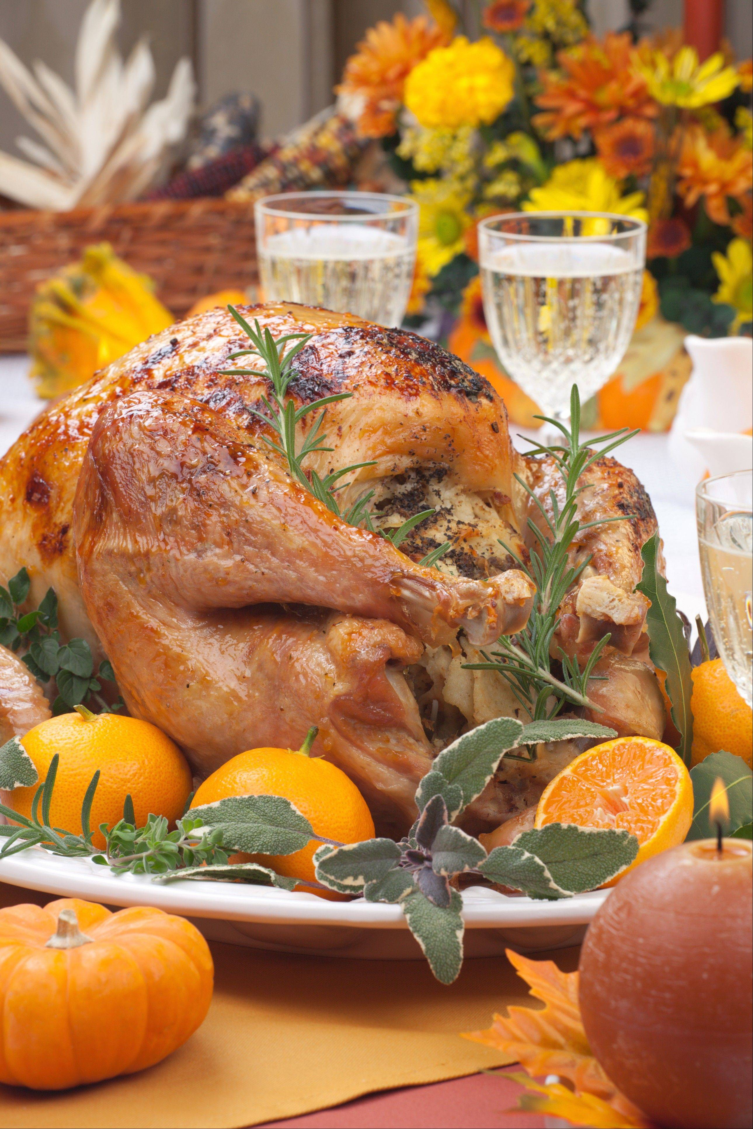 Sparkling wines and Rieslings are safe choices to pair with the Thanksgiving feast.