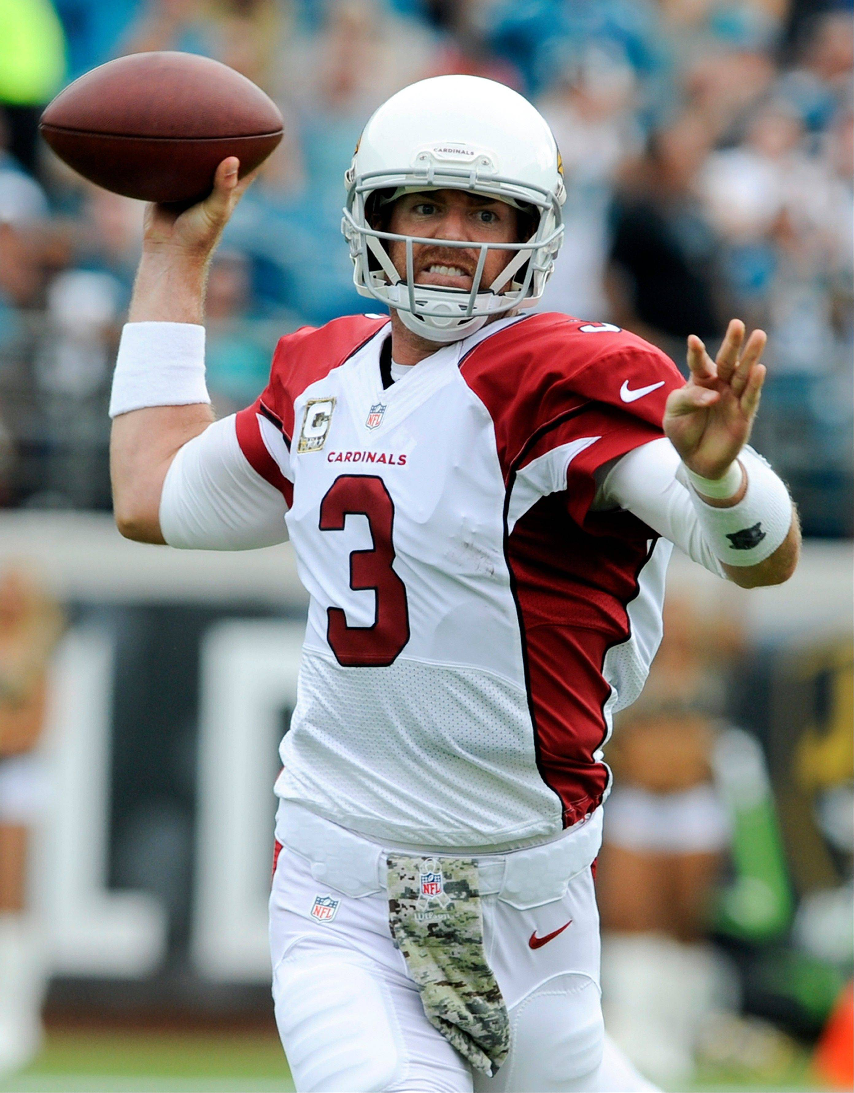 Carson Palmer hasn't been a fantasy starter for most teams this season, but his big day last week may lead some owners to take a chance on him in Week 12.