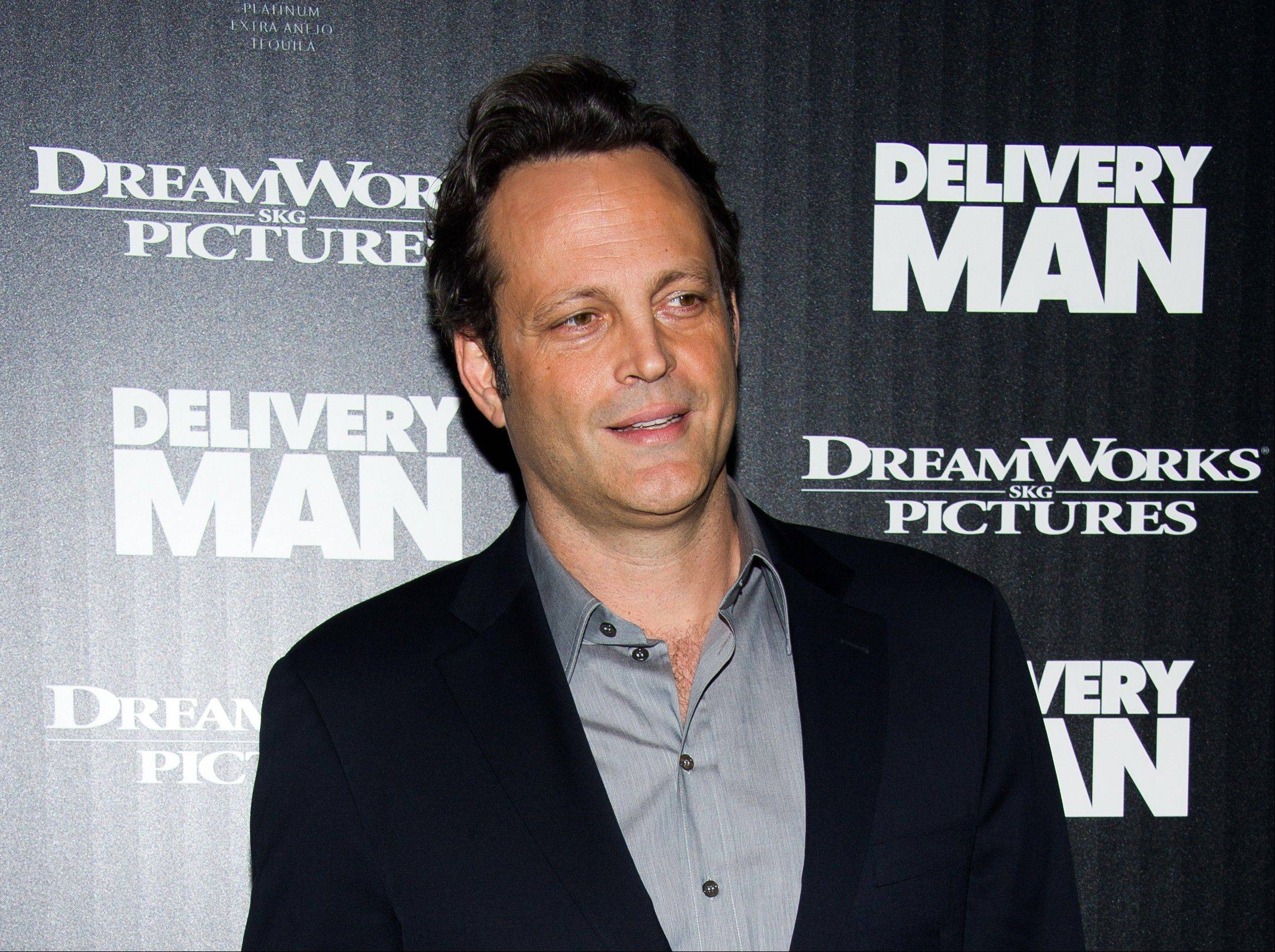 In the new movie �Delivery Man,� Vince Vaughn plays a sperm donor who learns he�s fathered more than 500 kids.