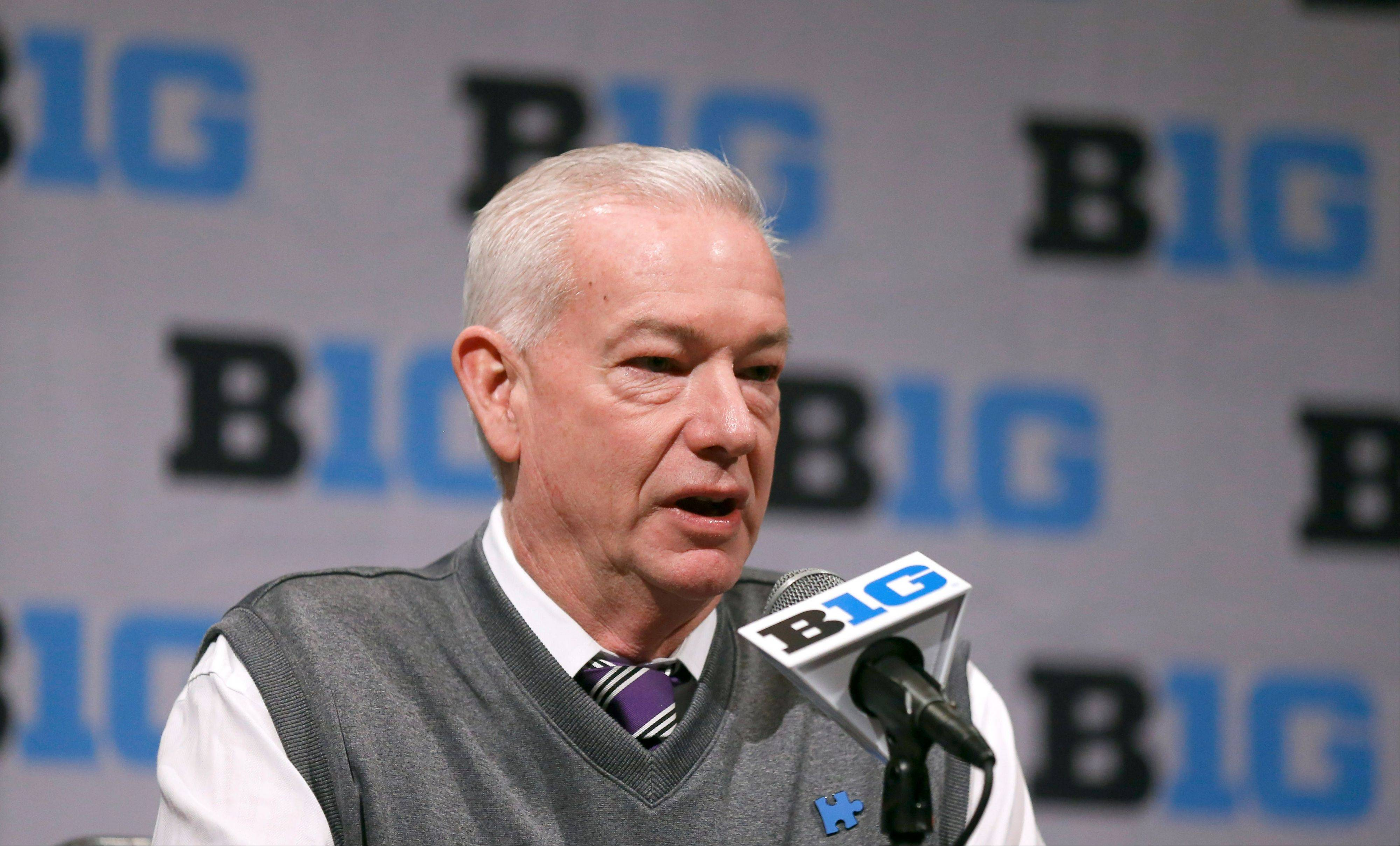 Northwestern women's basketball coach Joe McKeown has done a lot of raise awareness of autism. Every year he raises support at one of Northwestern's basketball games, and this time they'll play DePaul on Dec. 1 to support the Autism Speaks organization.