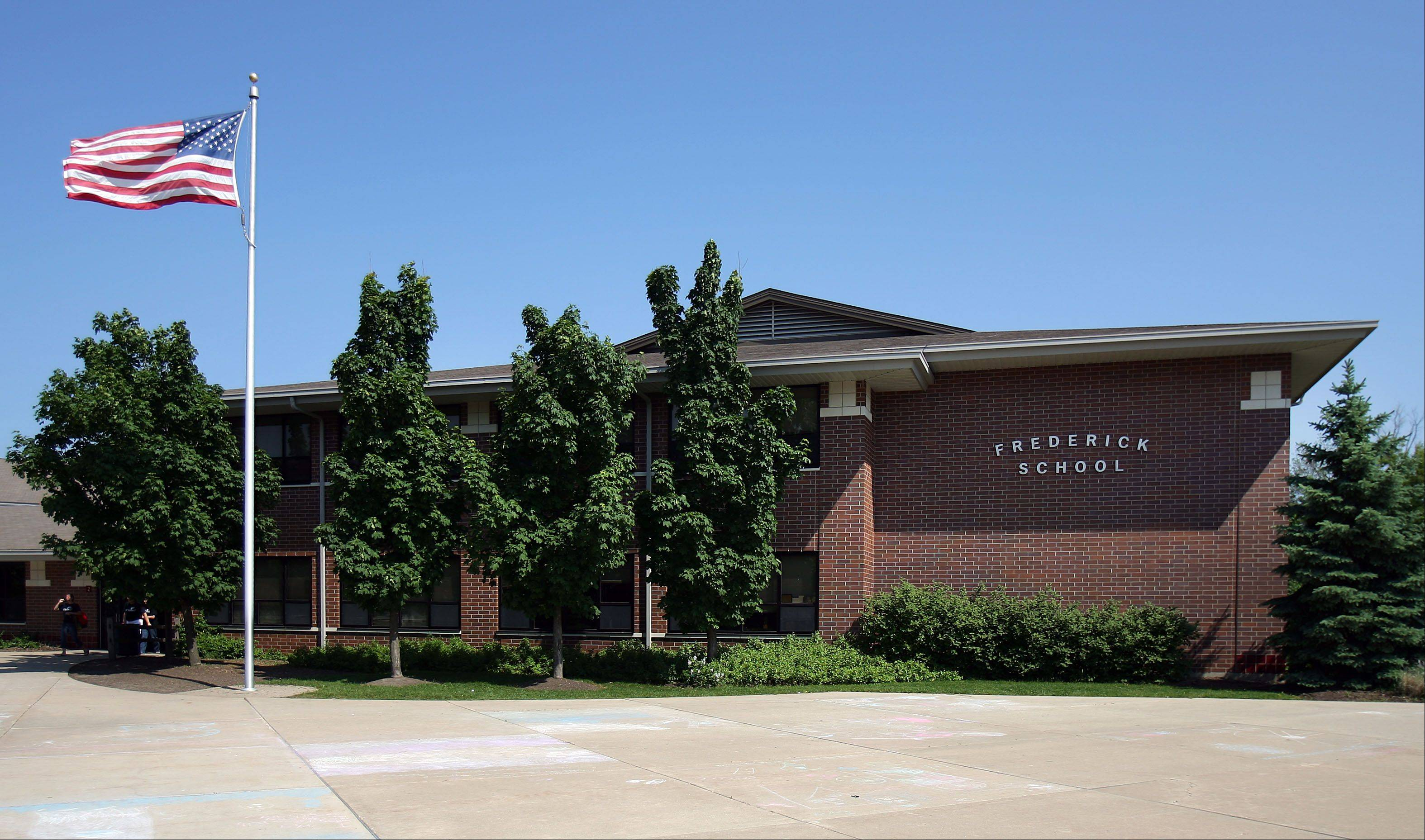 Grayslake Elementary District 46 is expected to collect more tax money from property owners in 2014. Frederick School in Grayslake is one of seven in the district.