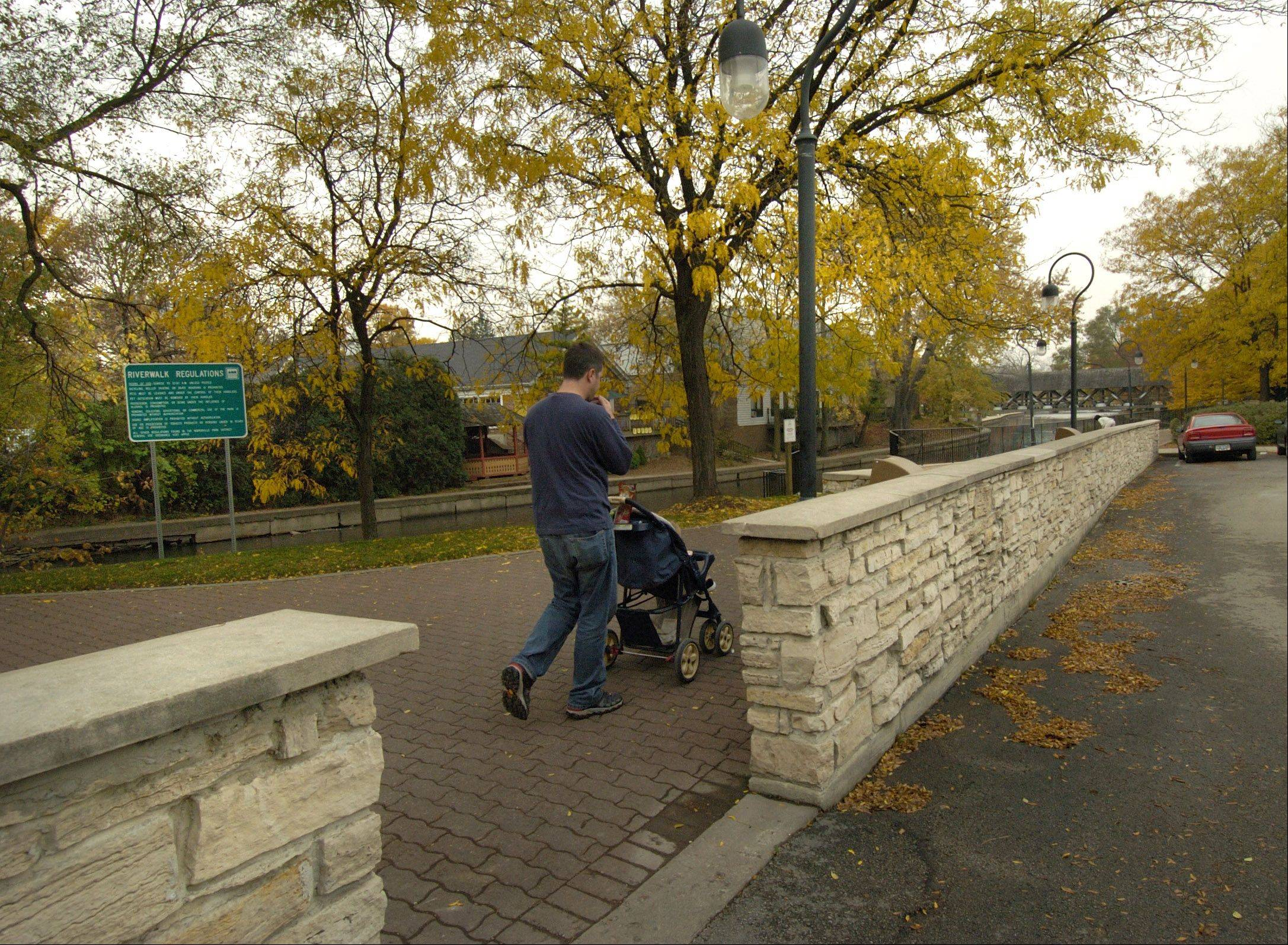 The 1.75-mile Naperville Riverwalk is one of the amenities highlighted by a Kiplinger magazine report that named Naperville the top city in the nation in which to retire early.