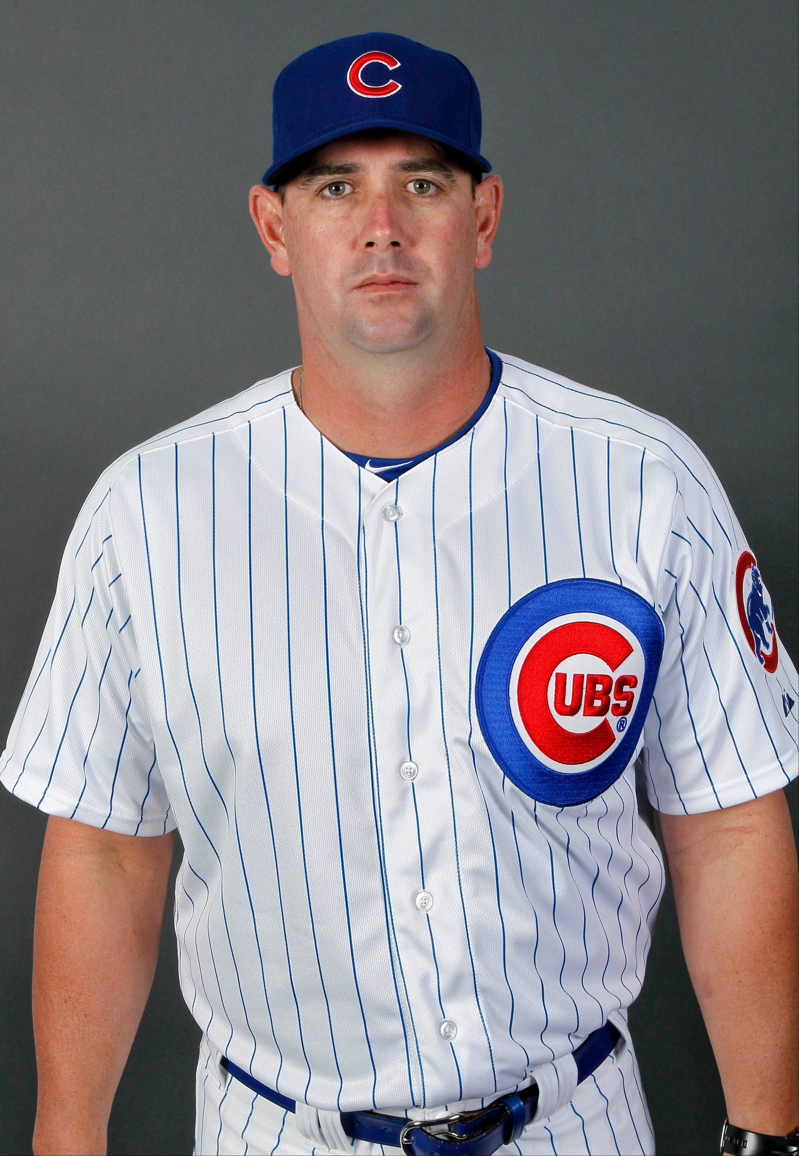 Brandon Hyde of the Cubs is moving from the front office staff to the dugout. The club's former director of player development will be the new bench coach under manager Rick Renteria.