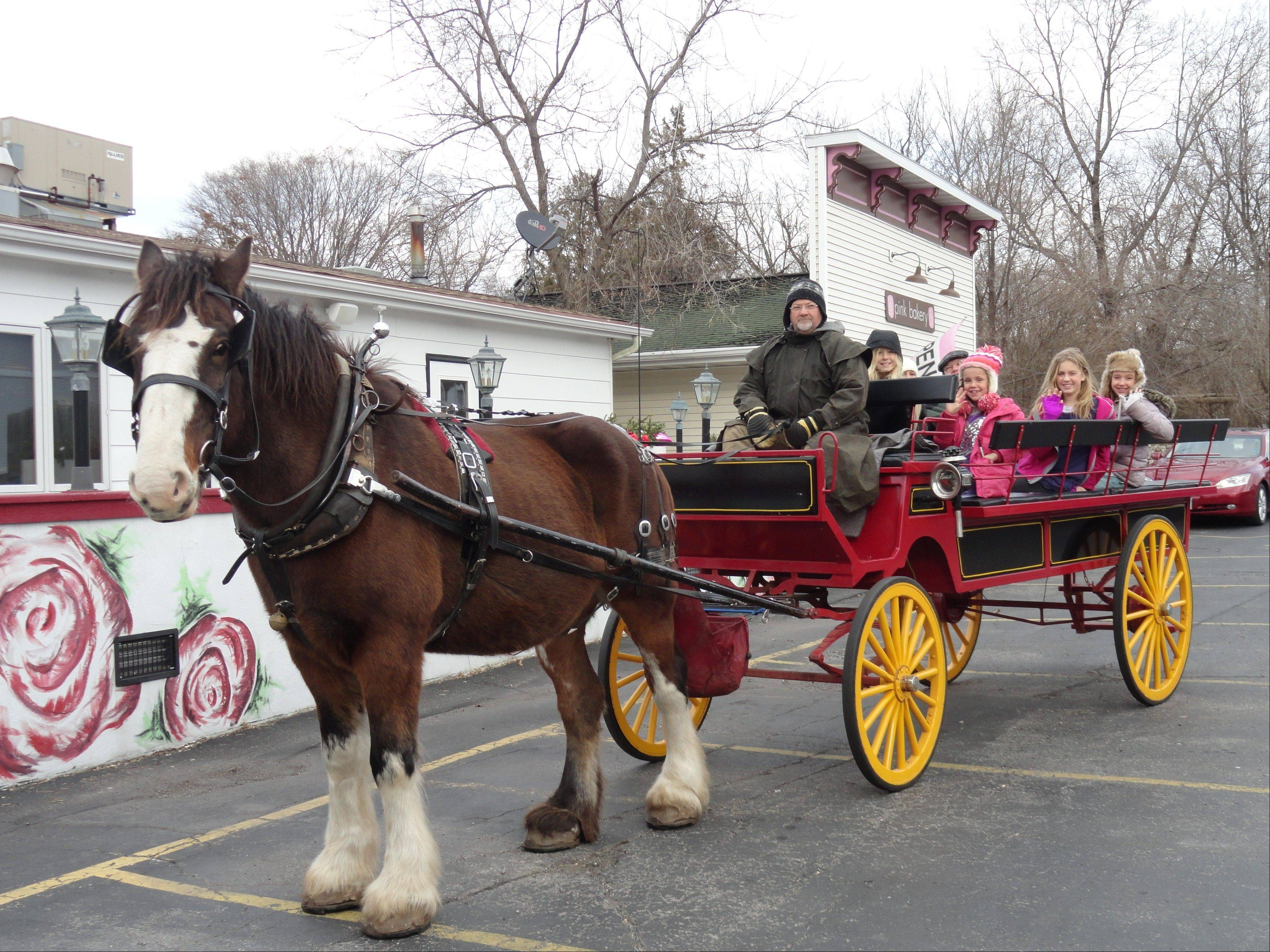 Holly Days offers another reason to visit Door County. The Egg Harbor event includes lots of kids' activities, shopping opportunities, theater performances, caroling and horse-drawn wagon rides. Nov. 29-30.