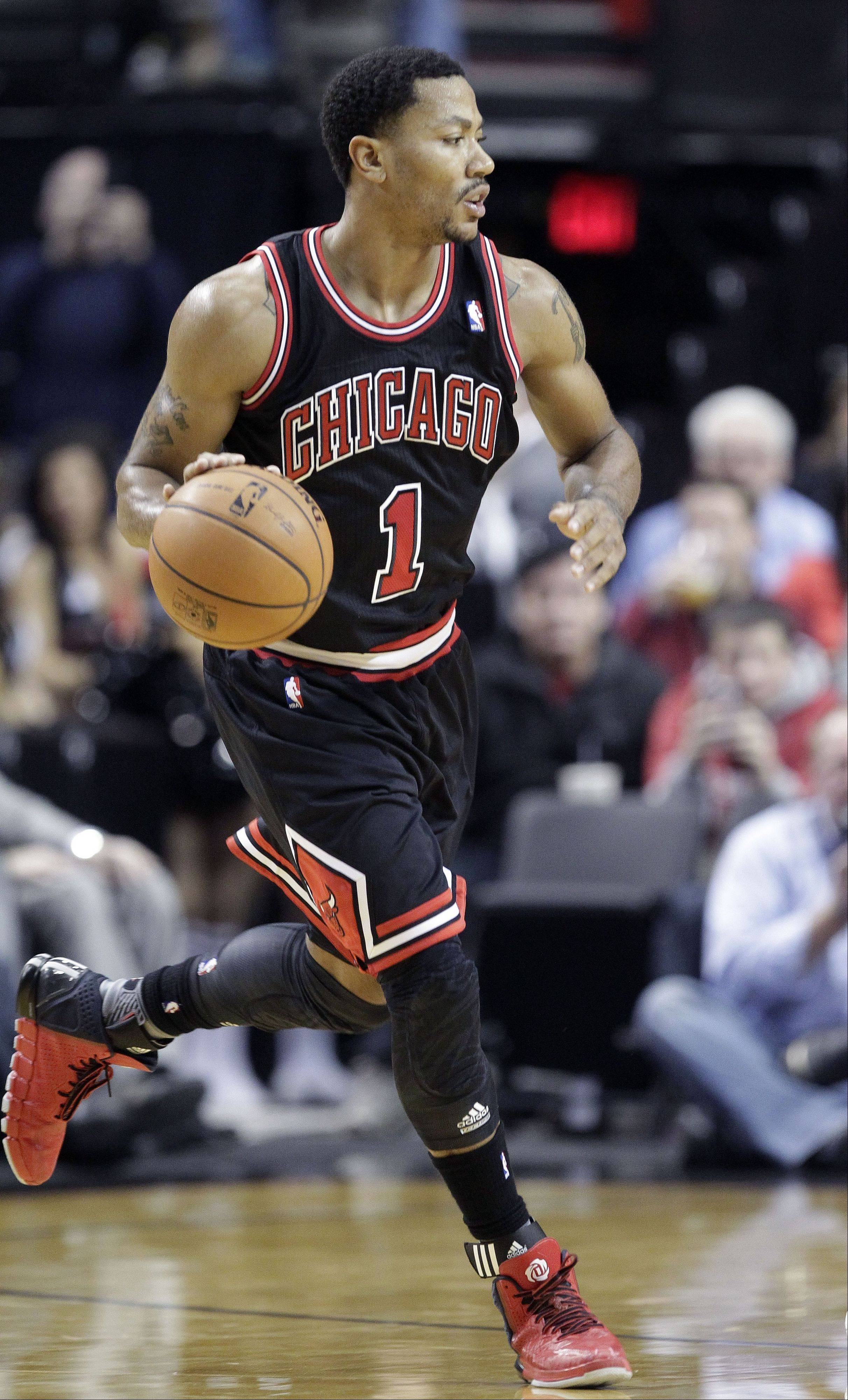 Derrick Rose's career showed such promise just a few short years ago, but injuries continue to plague the one-time MVP and it's fair to wonder if his best days are behind him.