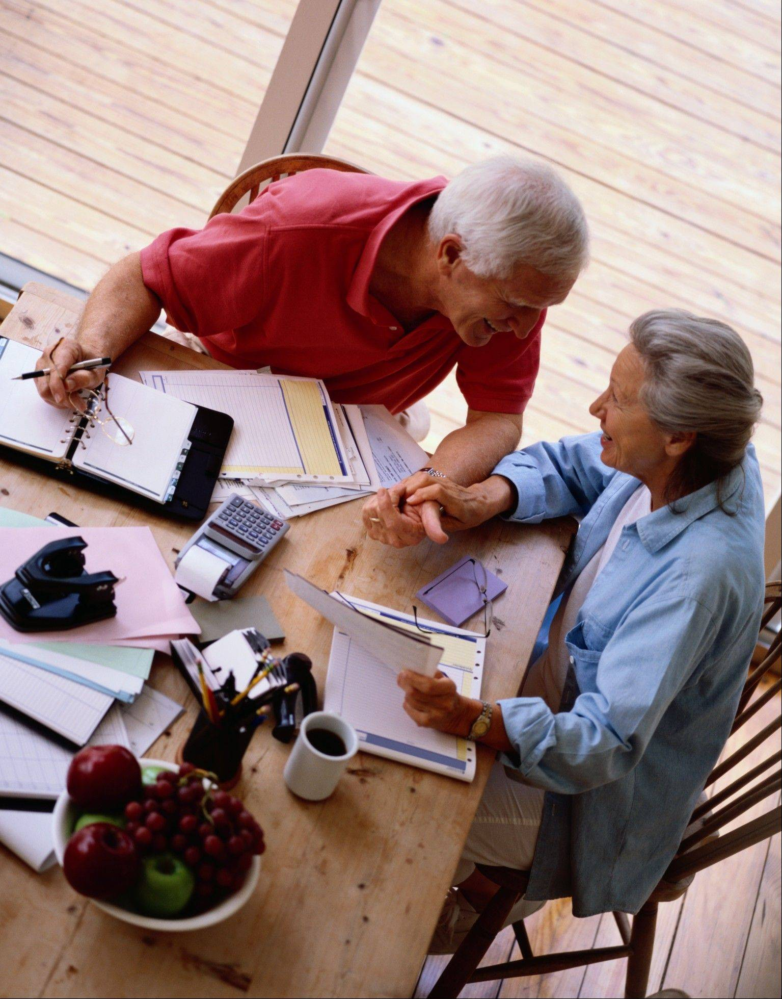 Certified financial planners can help seniors see how their financial goals and their reality line up and monitor their progress.