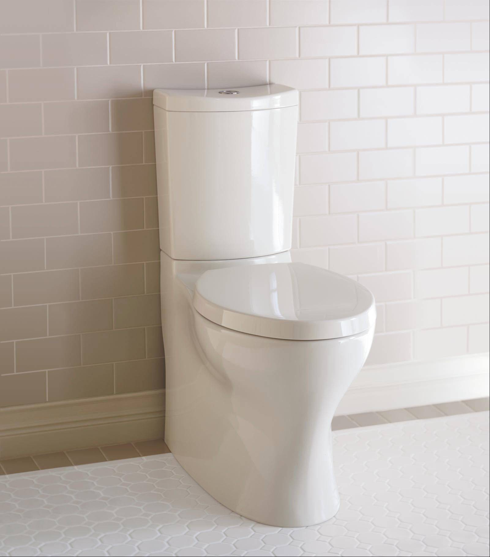 Your existing toilet can act as a template to help narrow down your choices when purchasing a new one.