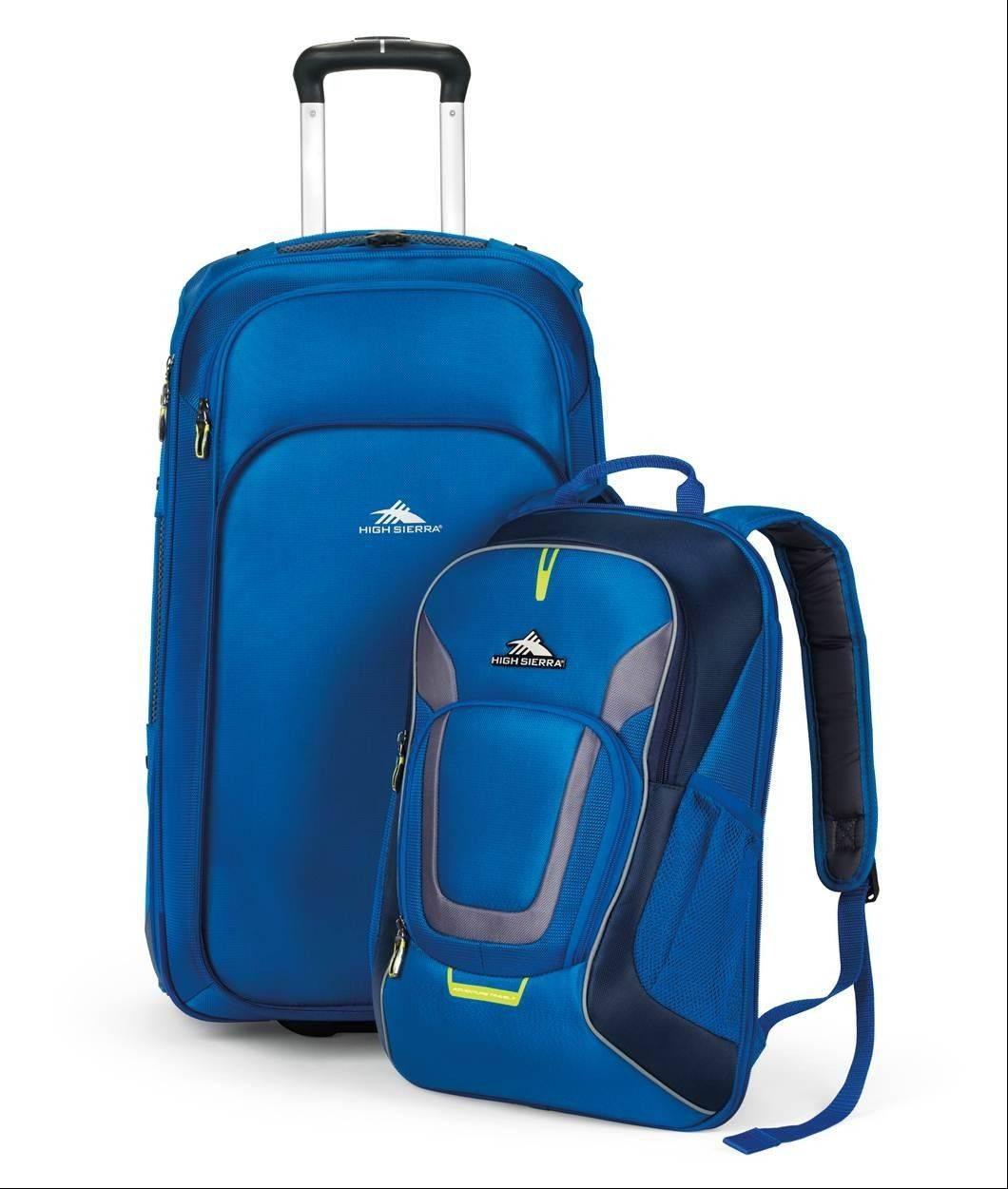 The High Sierra AT7 wheeled backpack with detachable daypack can work well for kids and teens who need carry-on luggage.
