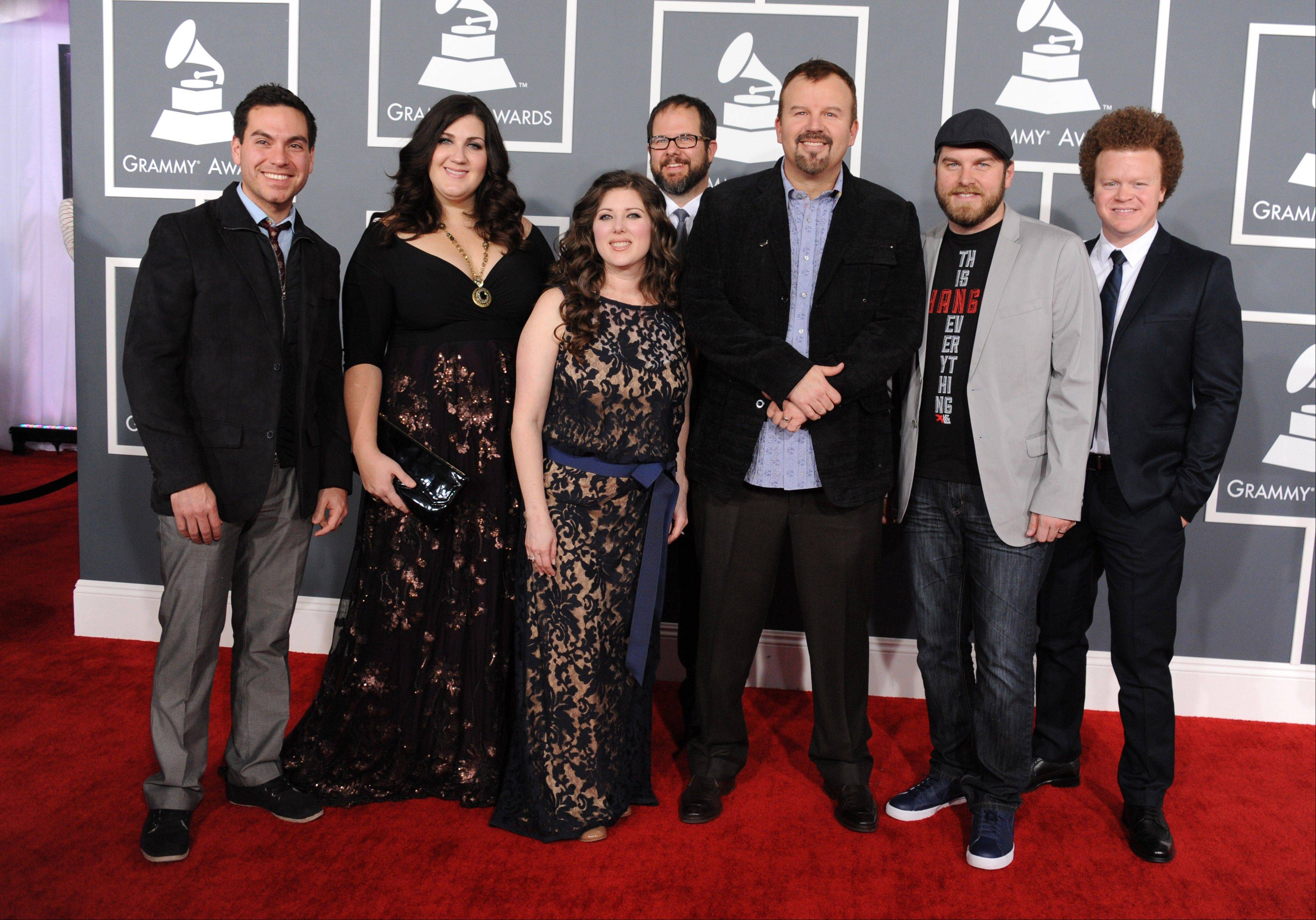 Casting Crowns brings its Thrive Tour to the Sears Centre Arena in Hoffman Estates at 7 p.m. Friday, March 14.