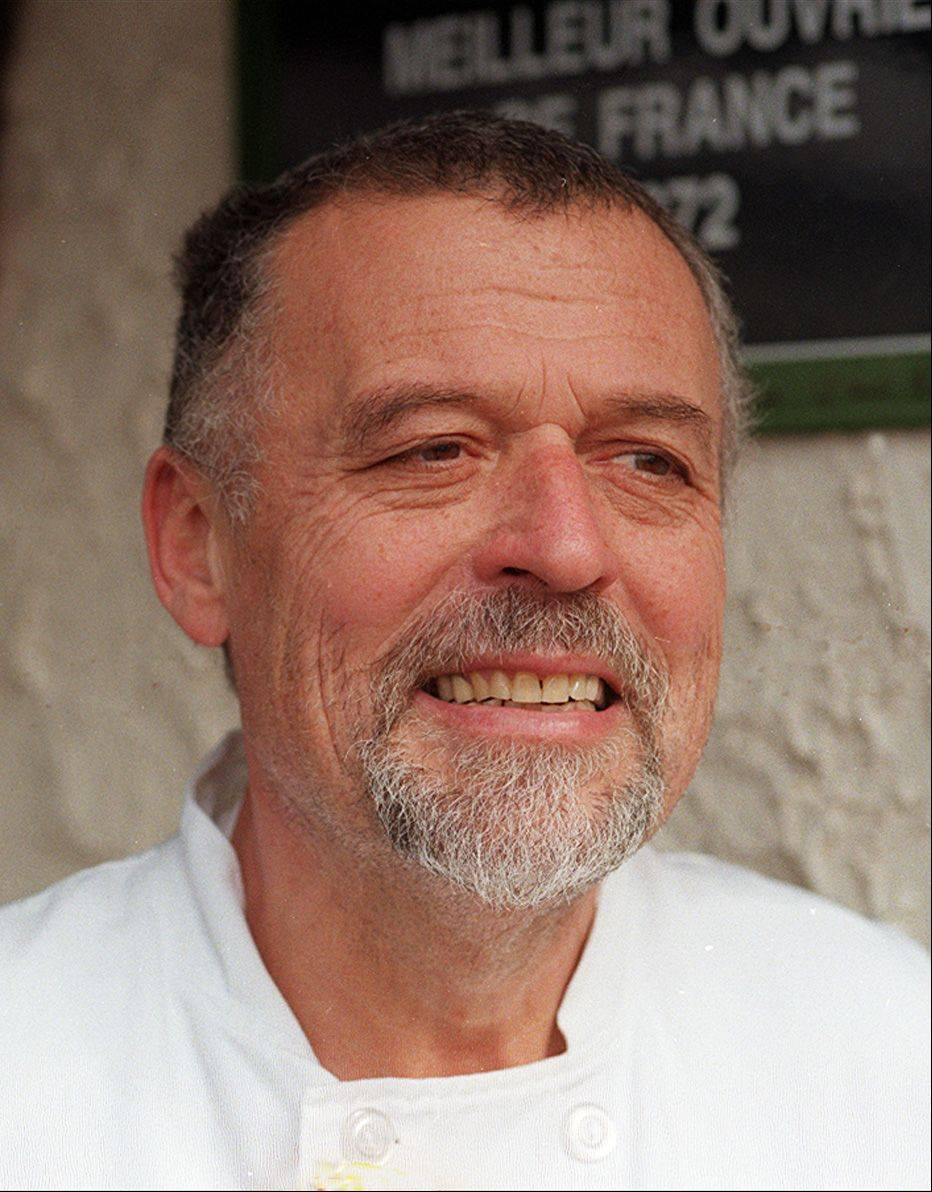 Chef Jean Banchet