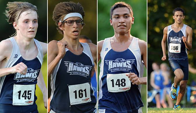Albuck, Stella, Barajas and Lino earned All-American honors for the Hawks.