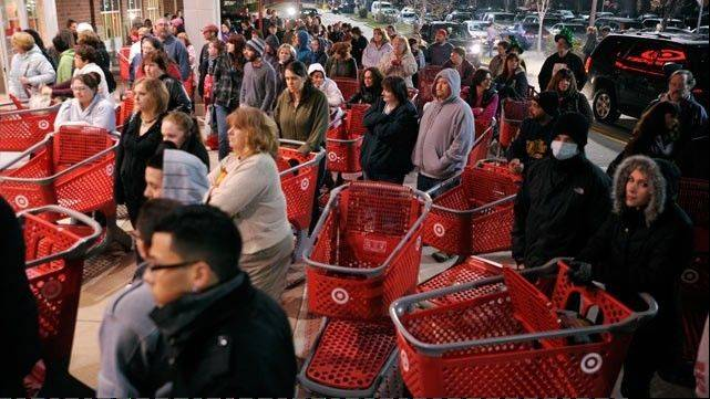 Consumer Reports projects more than half the population plans to skip the much heralded and equally maligned Black Friday shopping this year.
