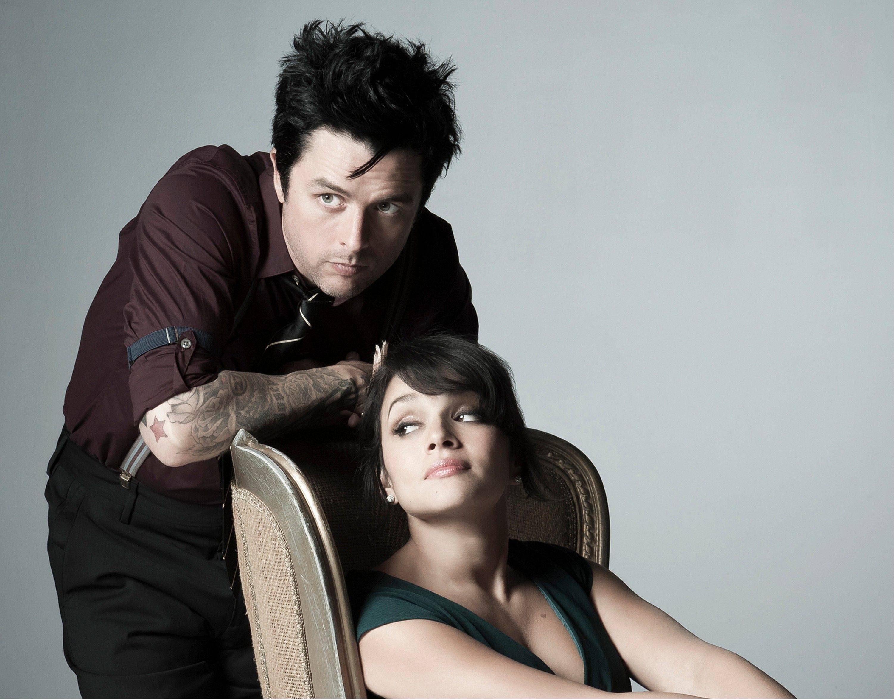 Billie Joe Armstrong and Norah Jones have teamed up for an Everly Brothers tribute, �Foreverly,� released this week.