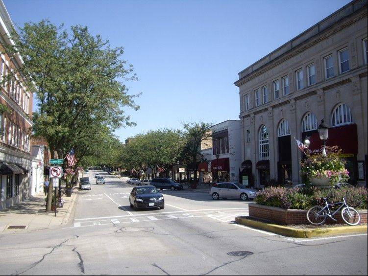 The village of Glen Ellyn next month plans to open a 45-space commuter parking lot downtown.
