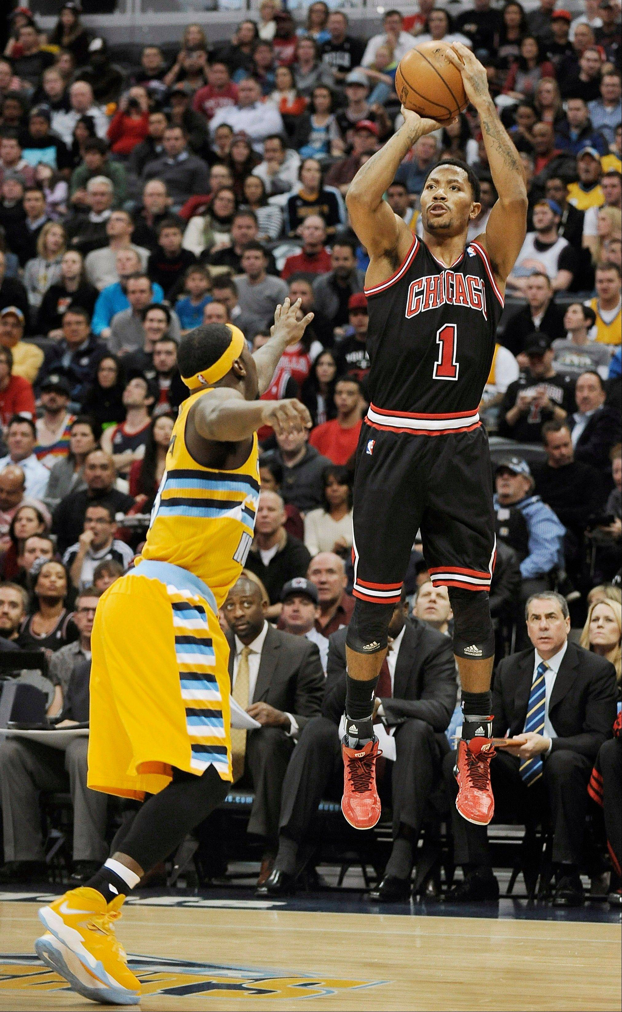 Bulls guard Derrick Rose should now understand that the next game is promised to no athlete.