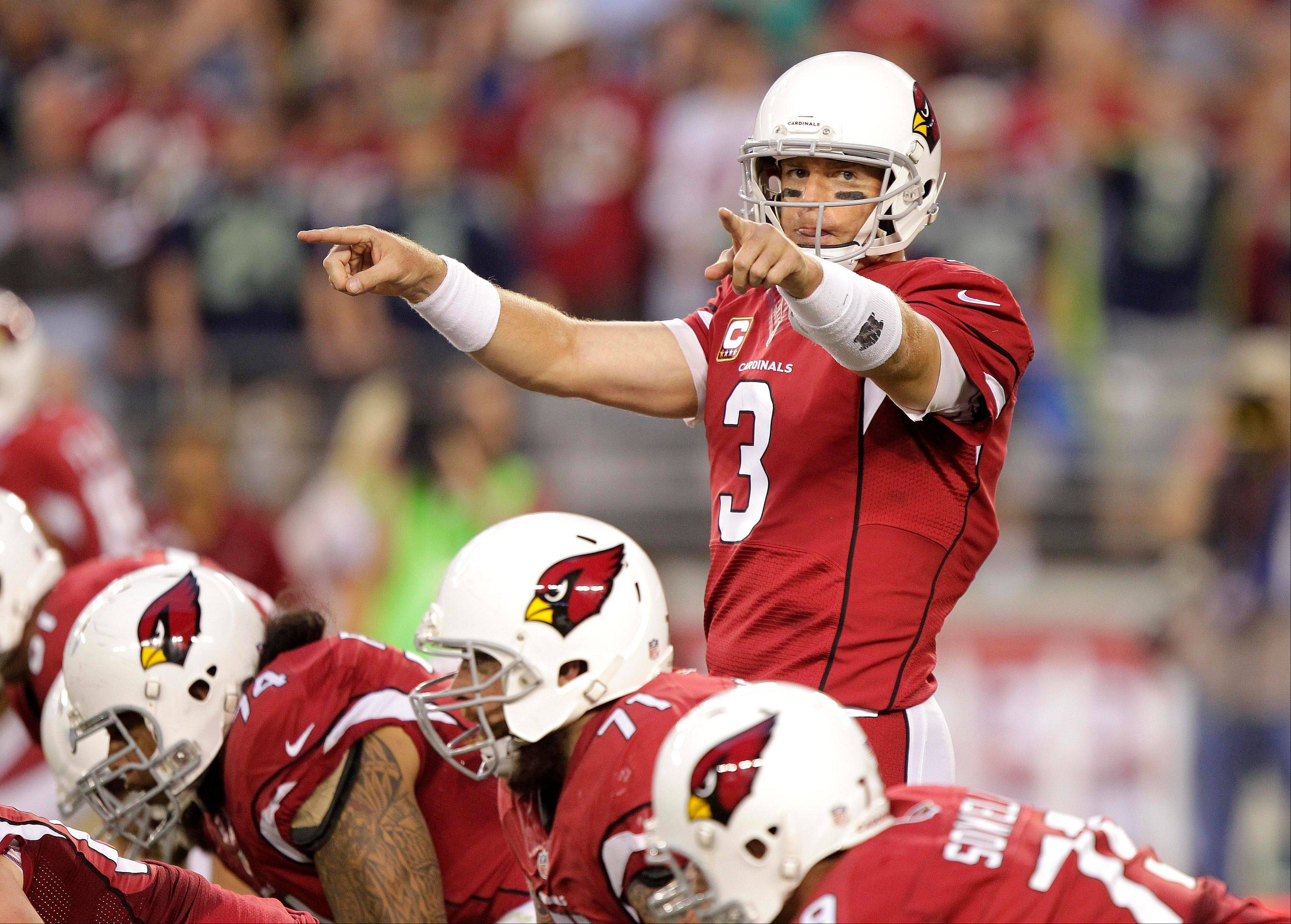 Could Cardinals quarterback Carson Palmer direct your fantasy football team to victory this week? John Dietz says it's a good bet as Arizona faces an inviting defense in Philadelphia.