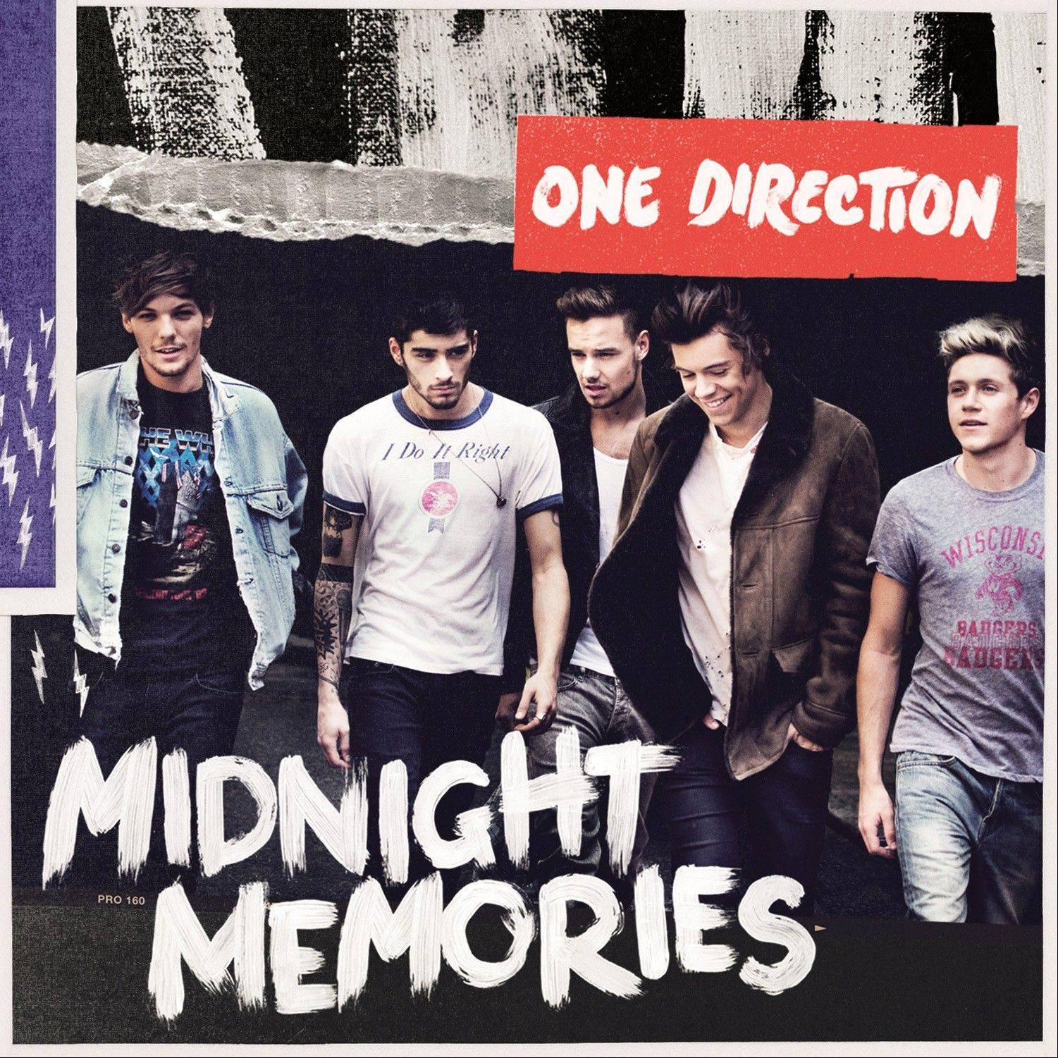 "One Direction, ""Midnight Memories"""