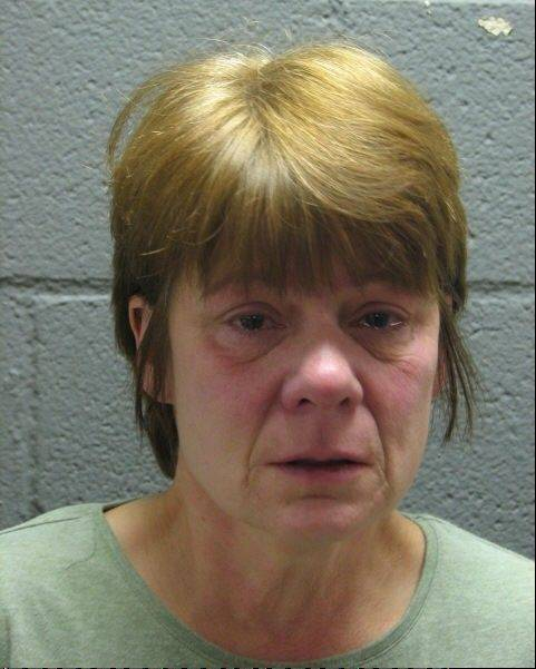 Lisa Sterner, of Arlington Heights, charged in Allstate theft.