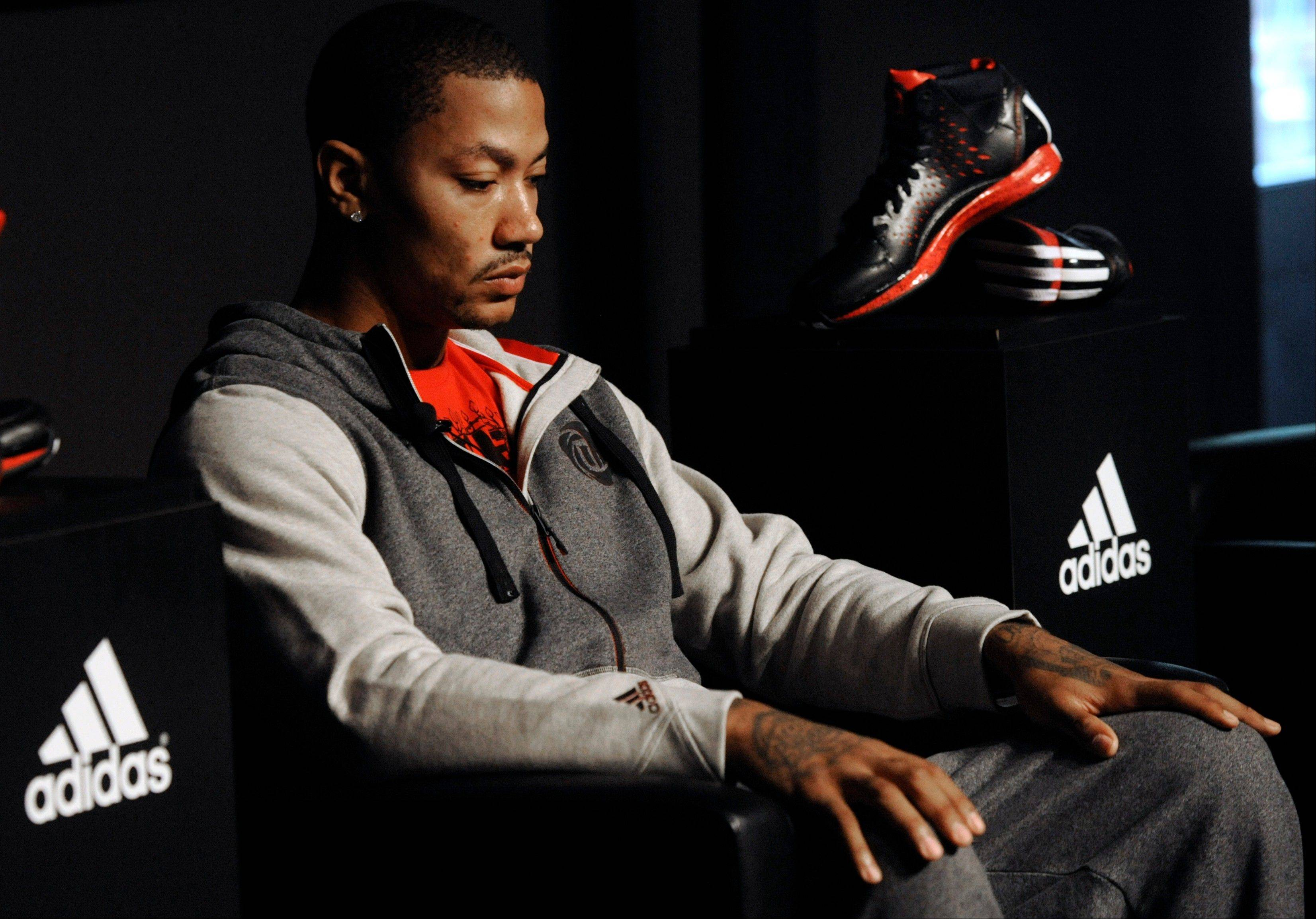 Bulls guard Derrick Rose is the face of Adidas, but now some industry experts say Adidas may need to rethink its NBA marketing campaign and find a viable replacement as Chicago's superstar sits out a second NBA season due to injury.