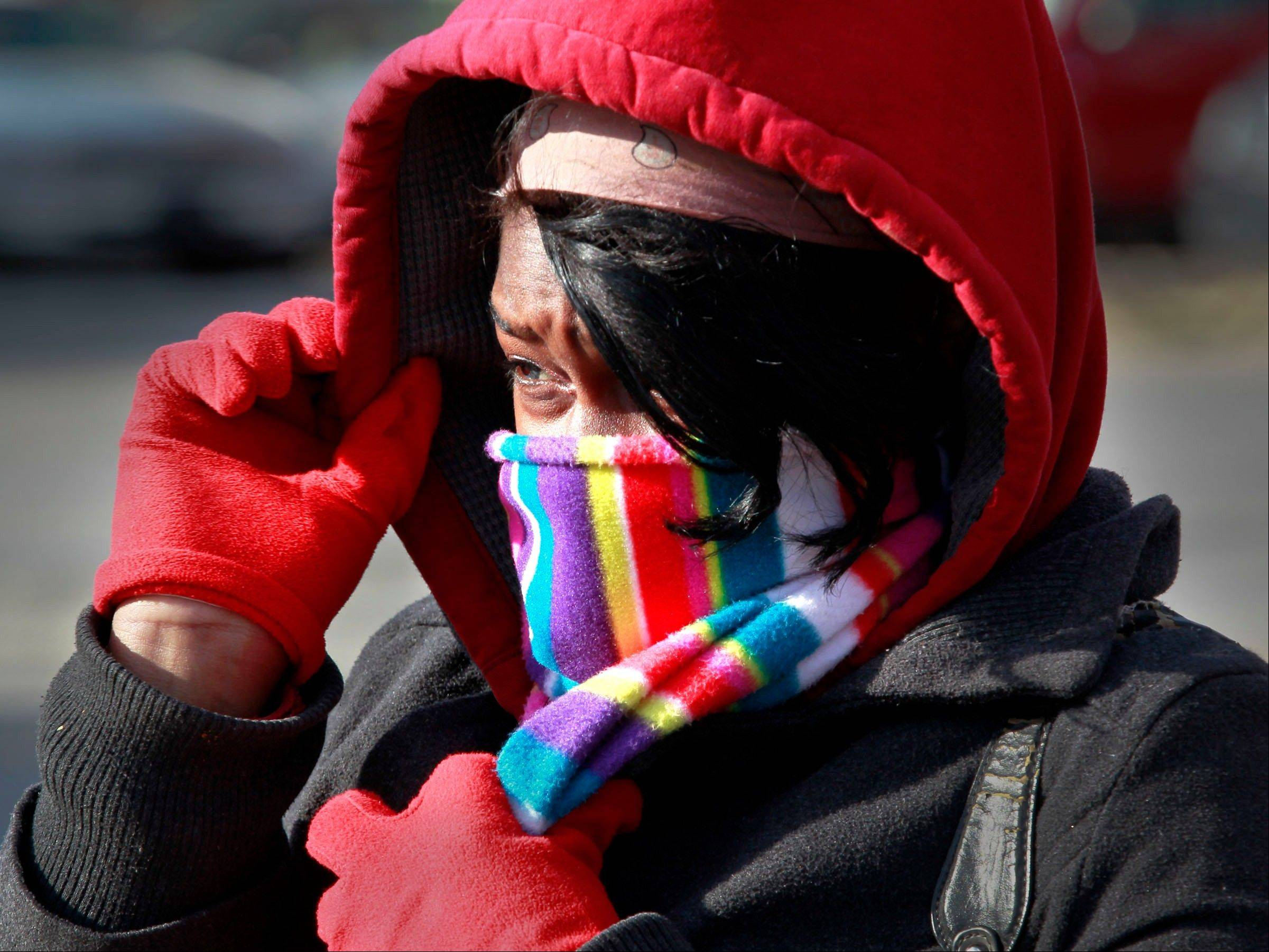 With temperatures plummeting, authorities are reminding Illinoisans to take precautions against biting cold. Chicago's Office of Emergency Management and Communications says people should make sure th