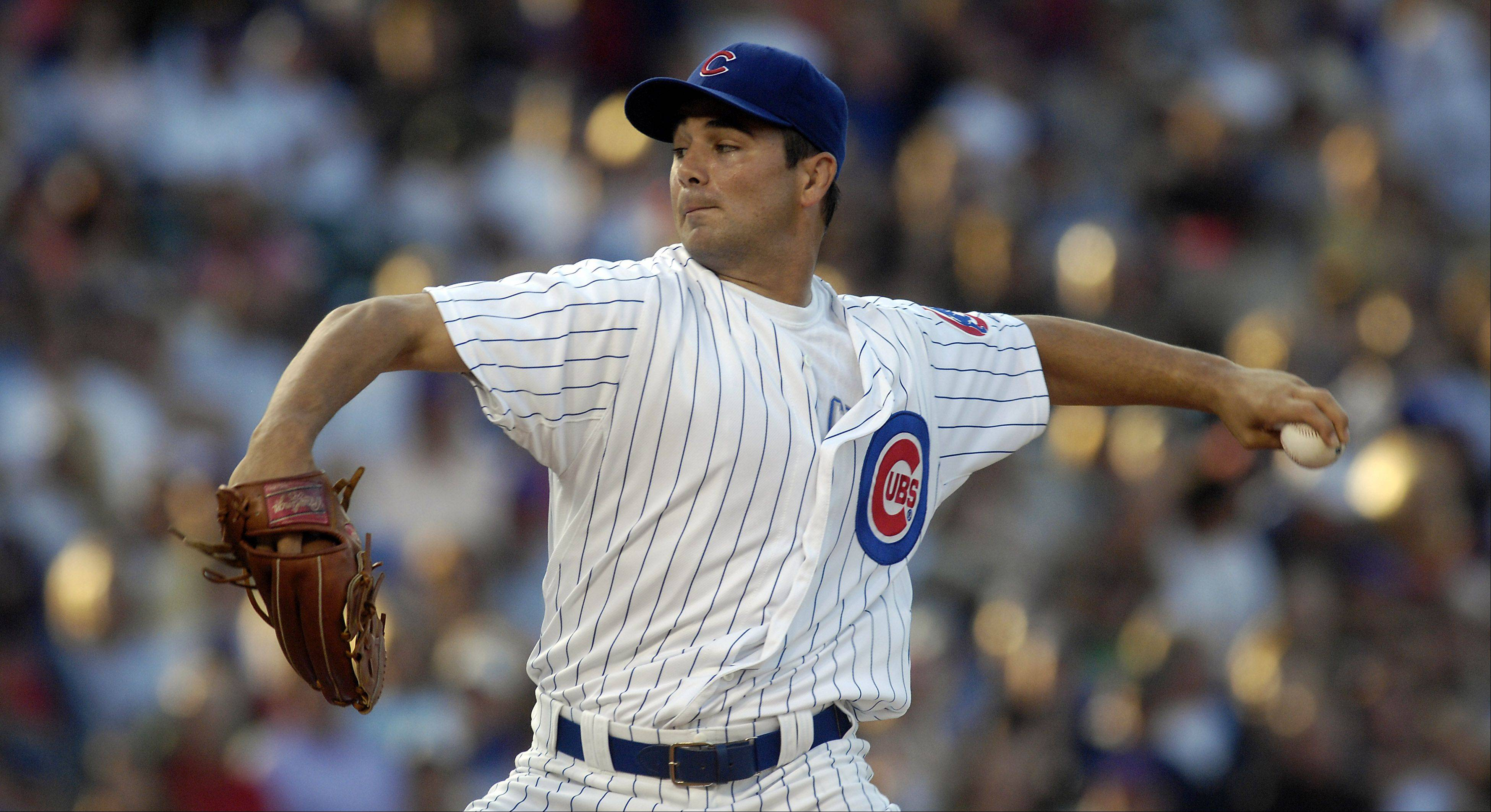 After 15 years in the majors, former Cubs starting pitcher Ted Lilly has decided to retire. He began and ended his career with the Los Angeles Dodgers.