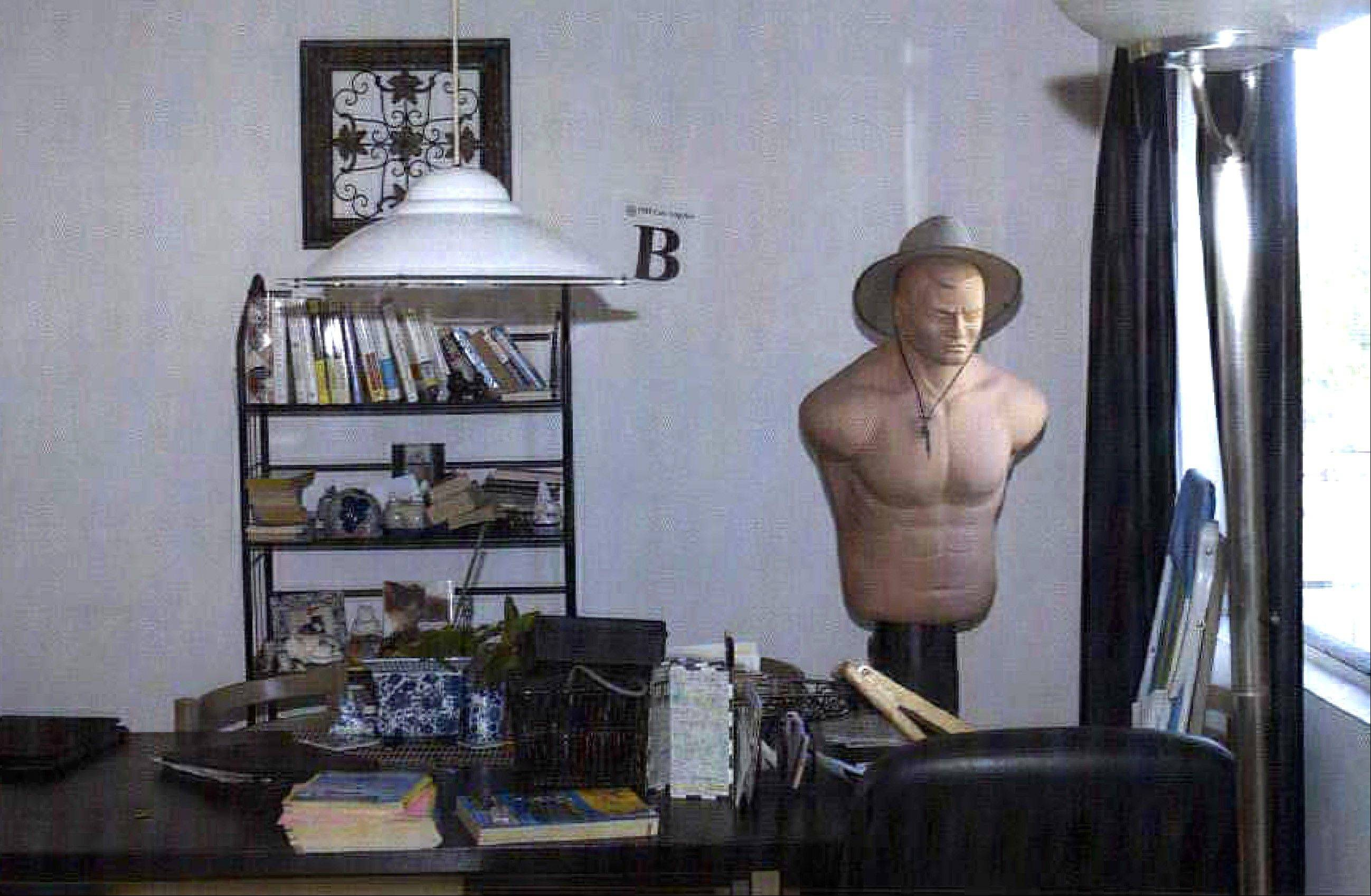 "The inside of James ""Whitey"" Bulger and Catherine Greig's apartment at the Princess Eugenia complex, in Santa Monica, Calif."