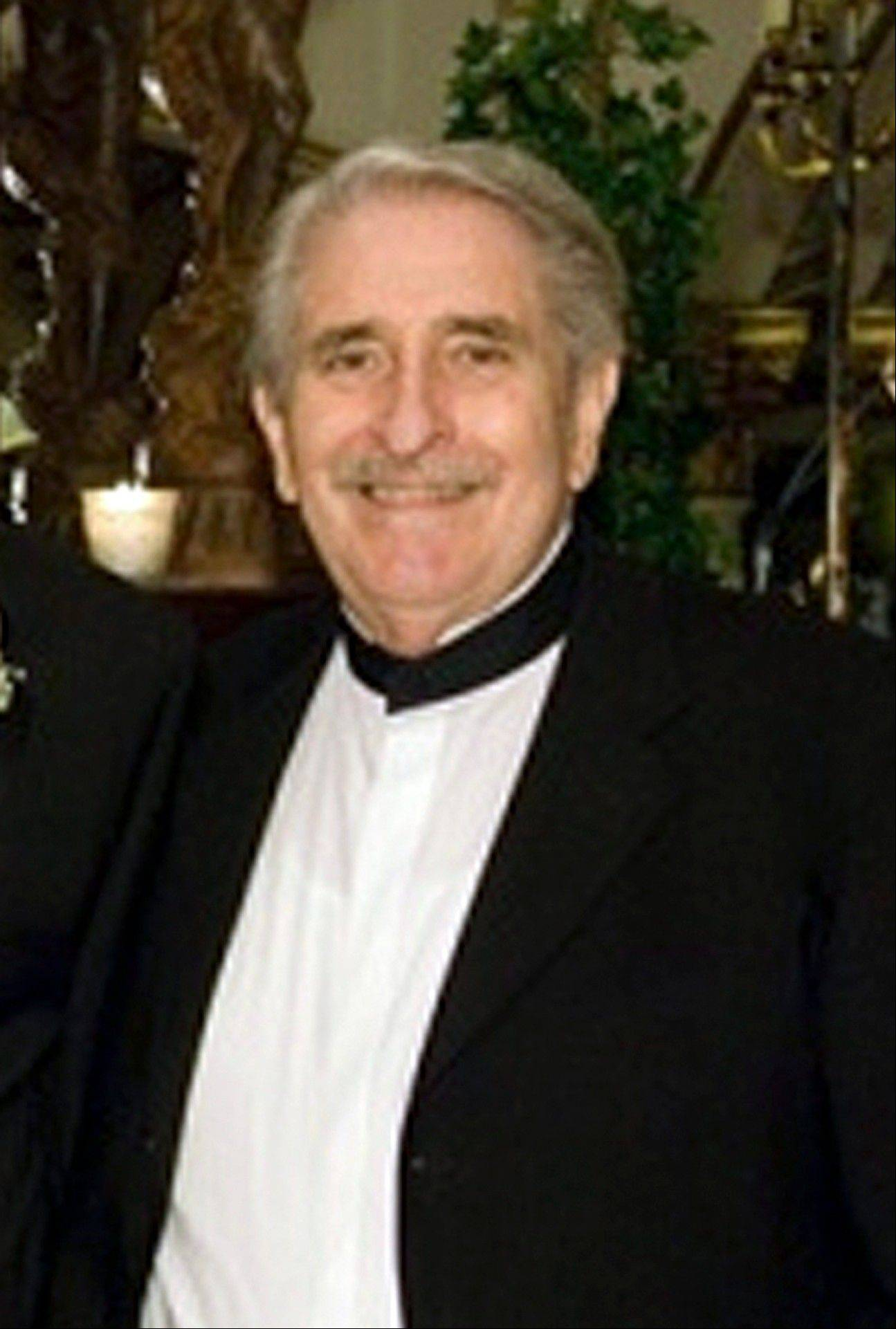 Paul Crouch Sr., at a family event in California.